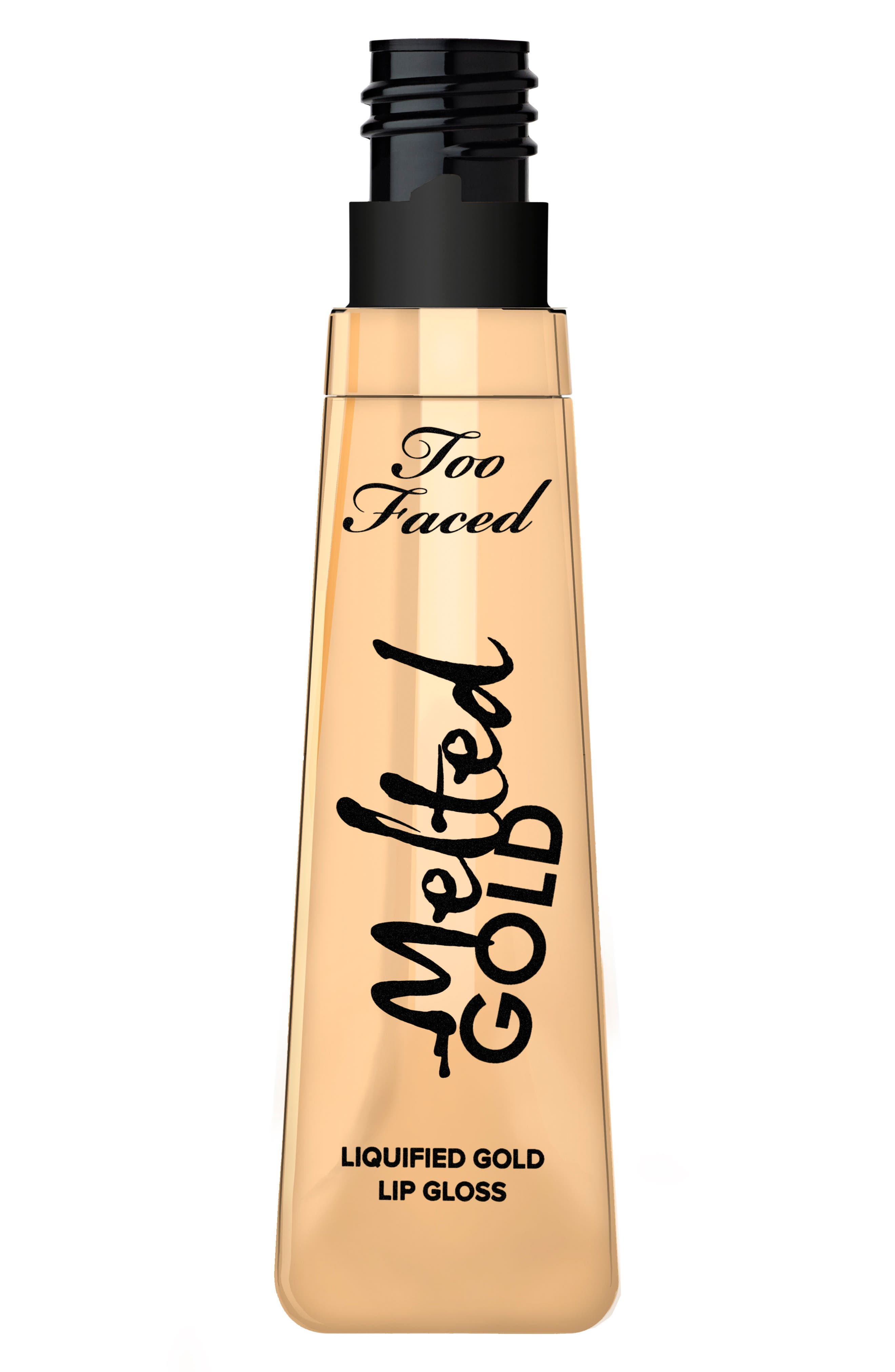 Alternate Image 7  - Too Faced Melted Gold Liquified Gold Lip Gloss