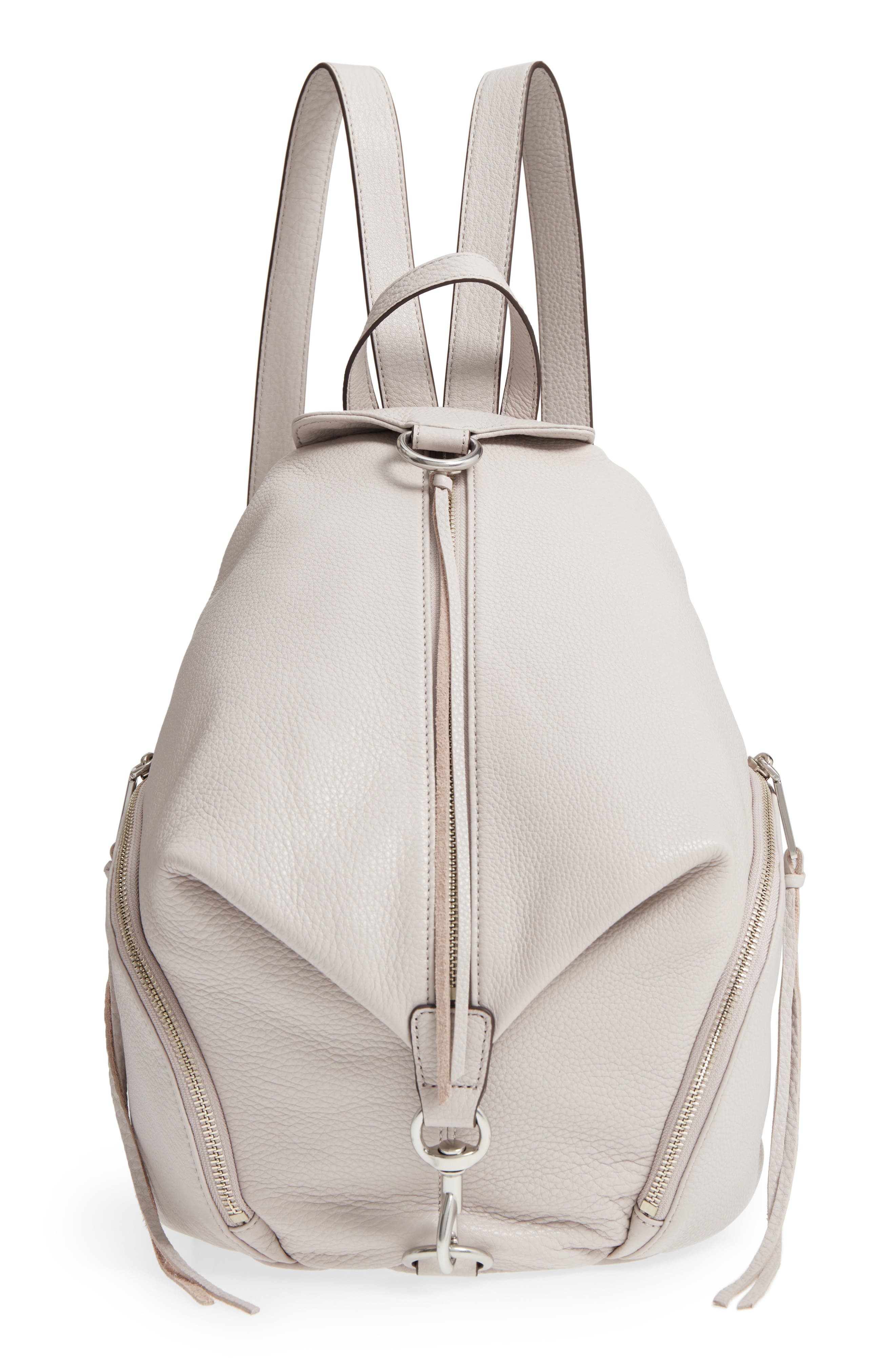 Julian Backpack,                             Main thumbnail 1, color,                             Putty Ivory