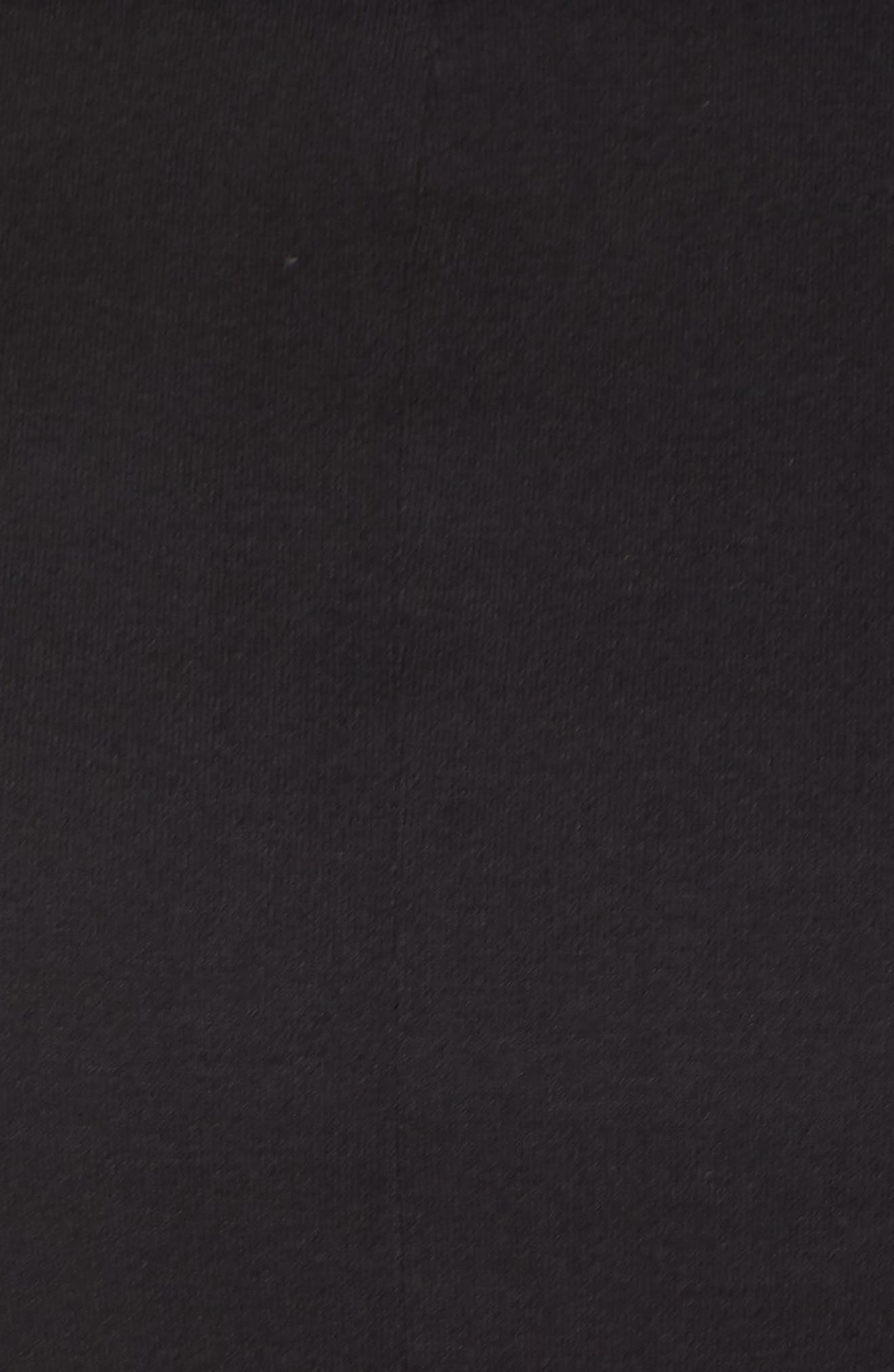 Alternate Image 5  - Dorothy Perkins Stretch Jersey Midi Dress (Plus Size)