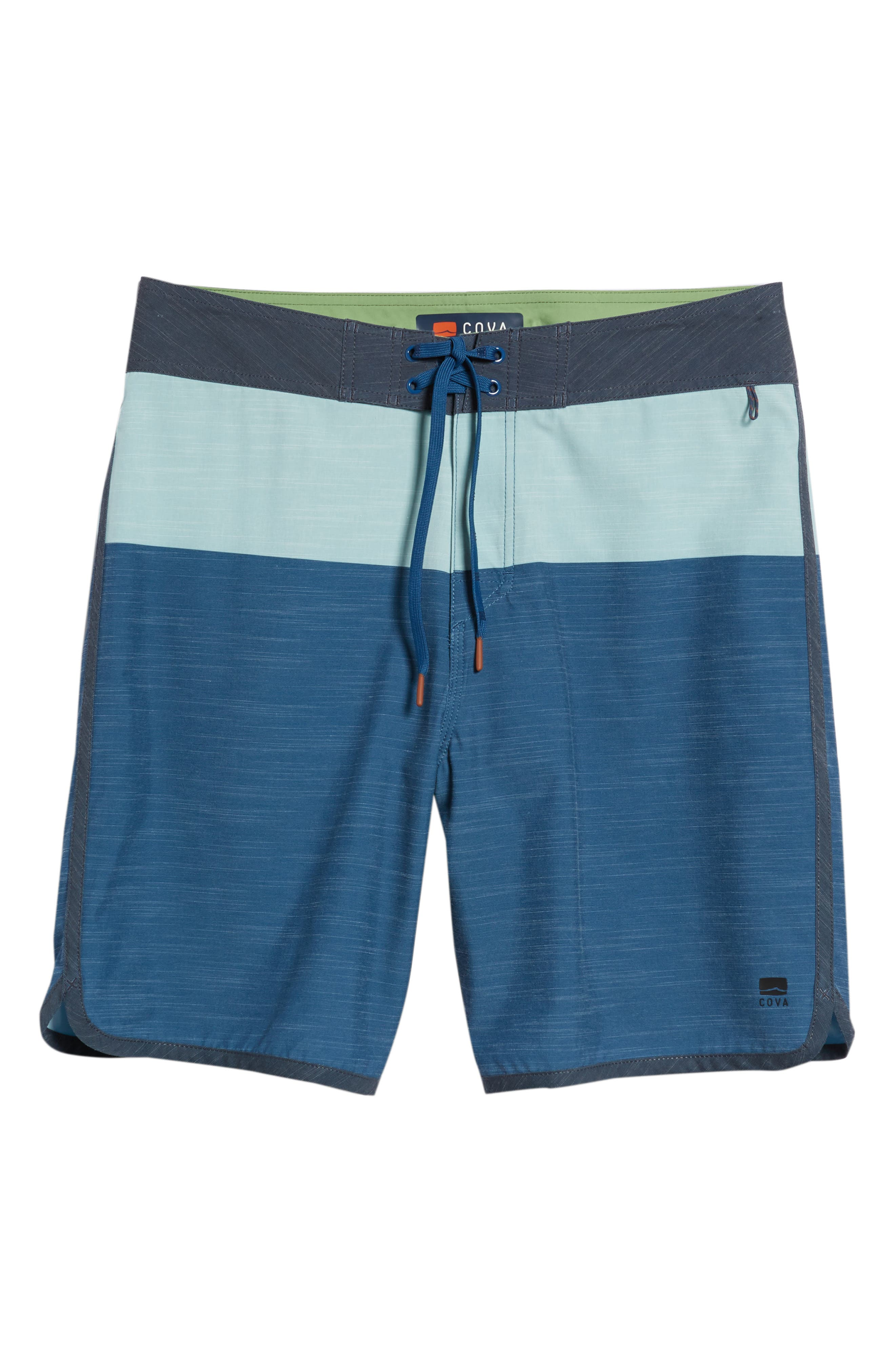 Beachcomber Board Shorts,                             Alternate thumbnail 6, color,                             Ocean Blue
