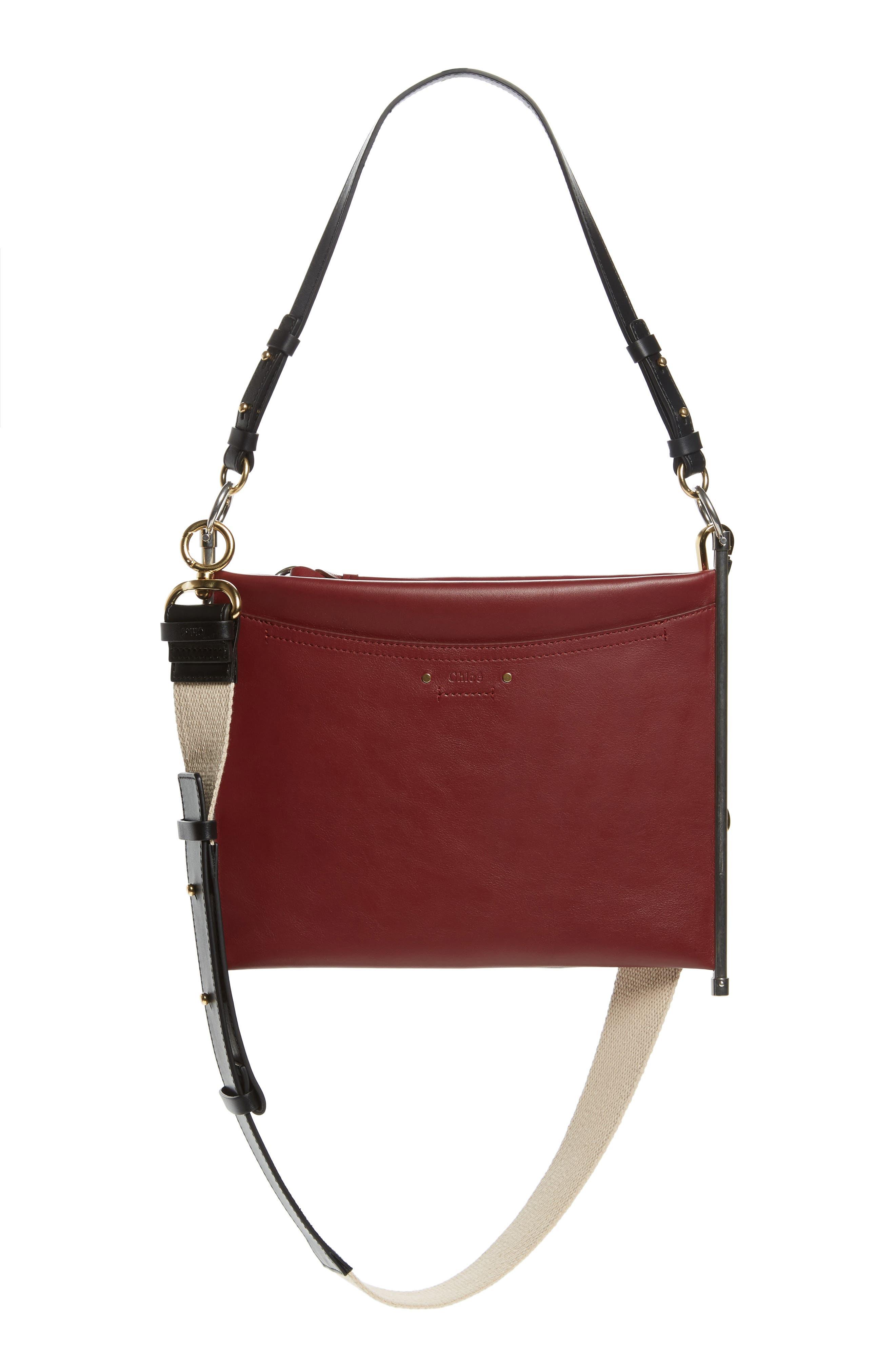 Chloé Roy Single Leather Clutch