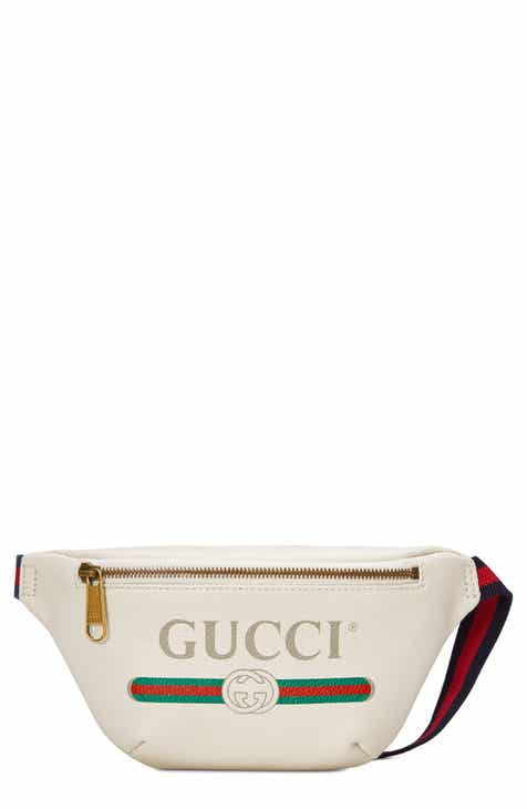 e31a80fdee9 Gucci Leather Belt Bag