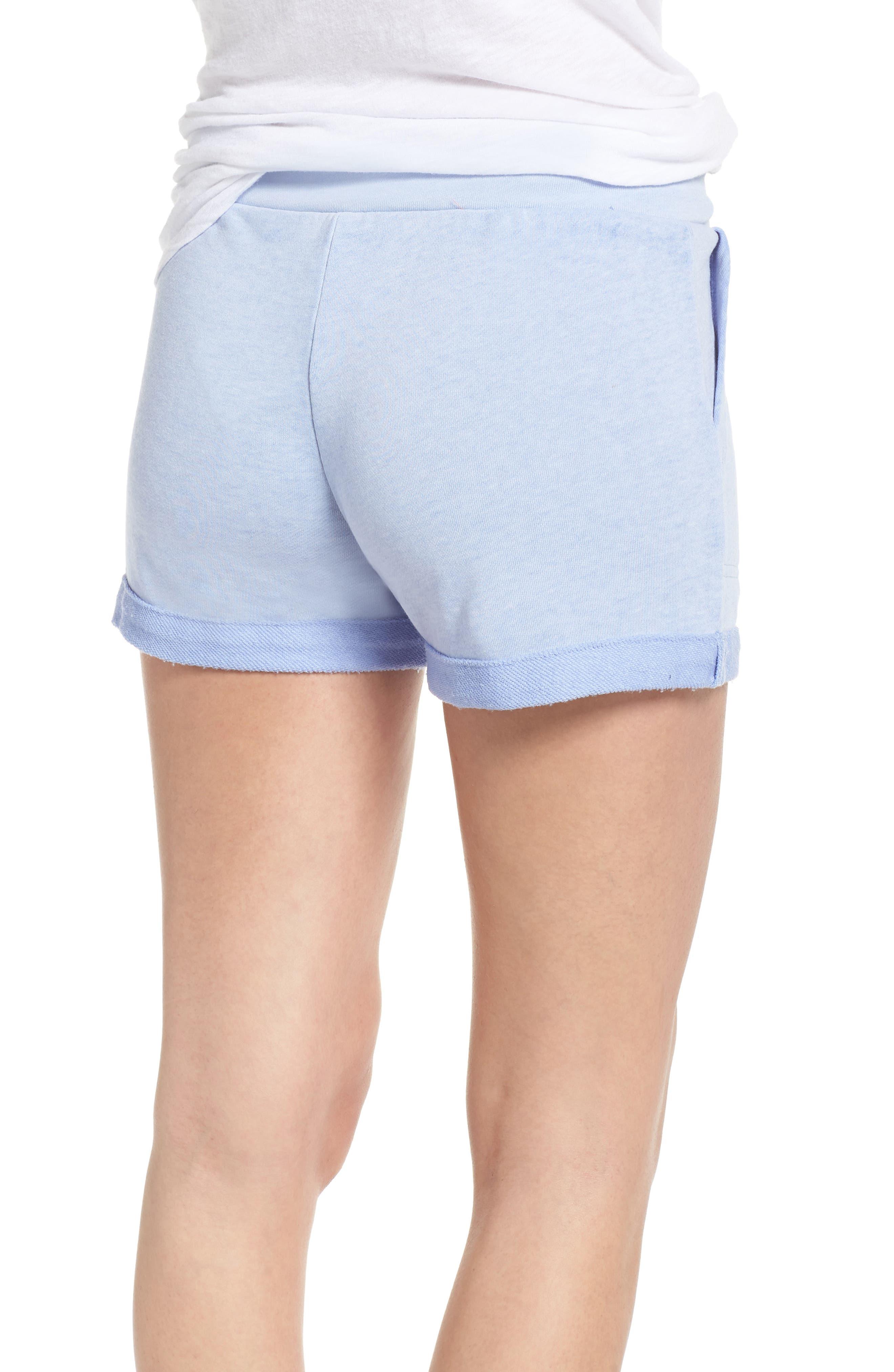 Lounge Shorts,                             Alternate thumbnail 2, color,                             Lavender Lustre