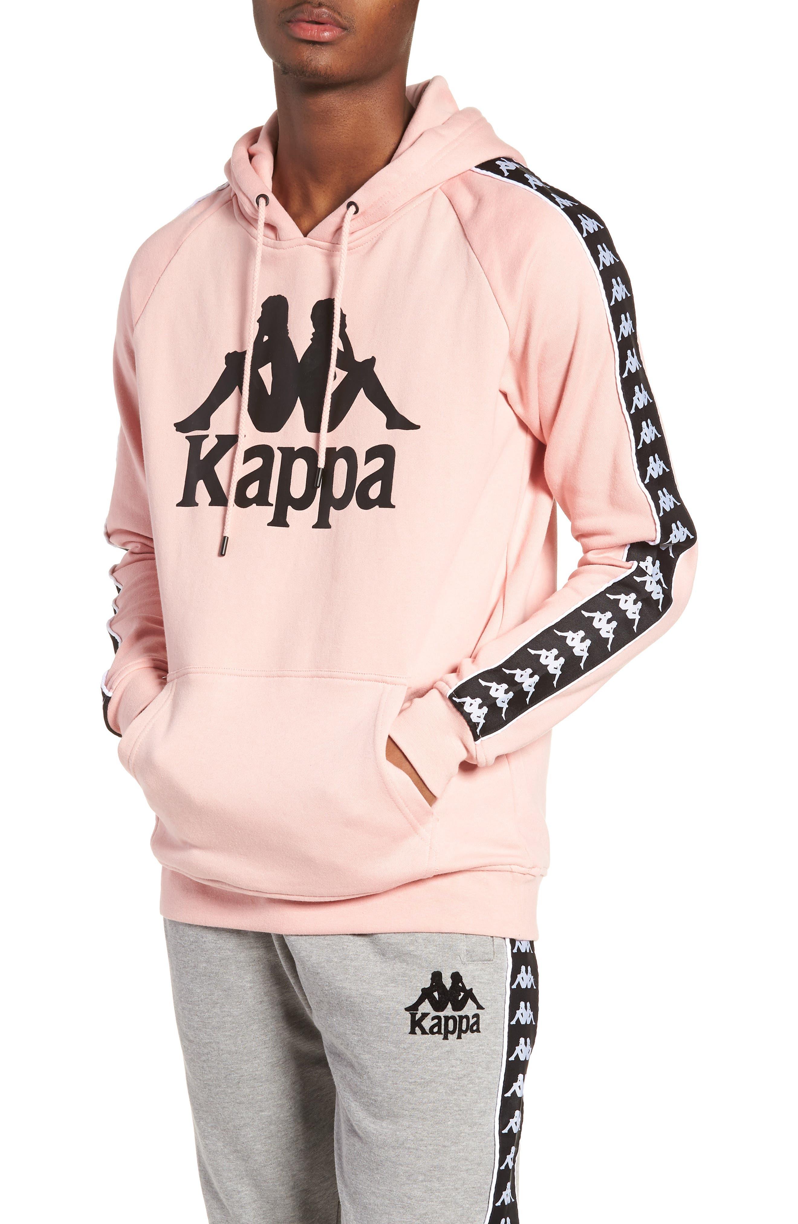 Banda Graphic Hoodie,                         Main,                         color, Pink
