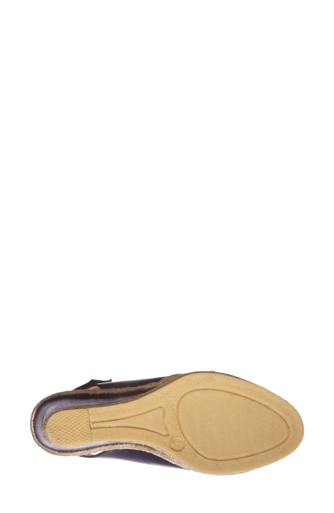 Alternate Image 4  - André Assous 'Beatrice' Wedge Sandal (Women)