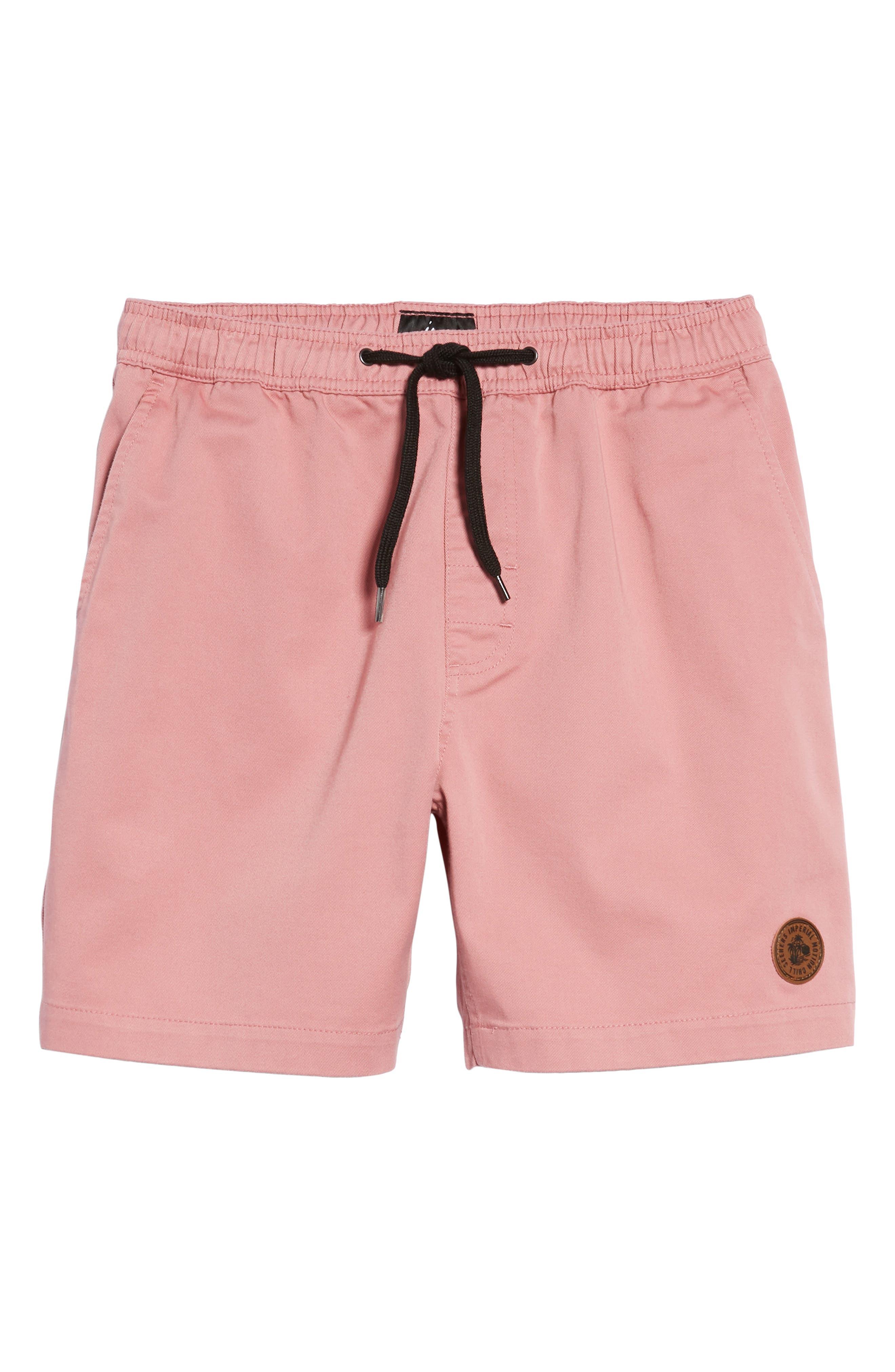 Seeker Shorts,                             Alternate thumbnail 6, color,                             Light Pink