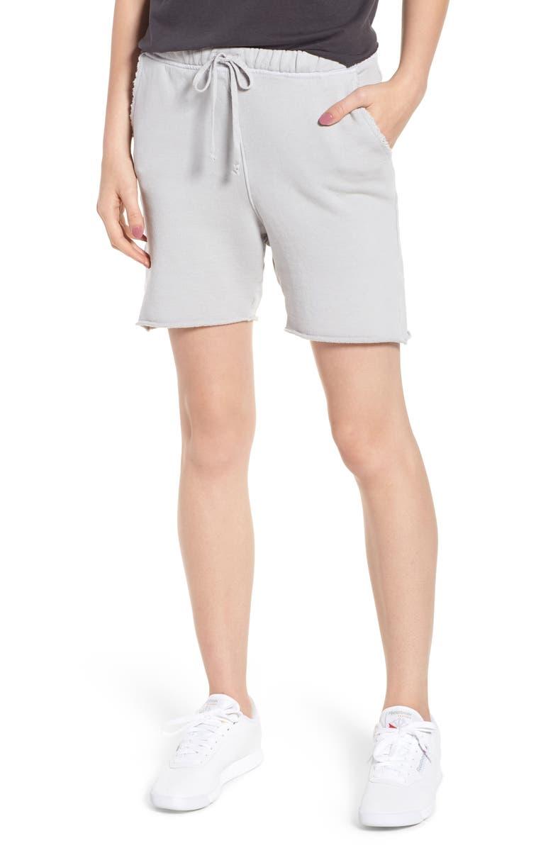 The Gym Fleece Shorts