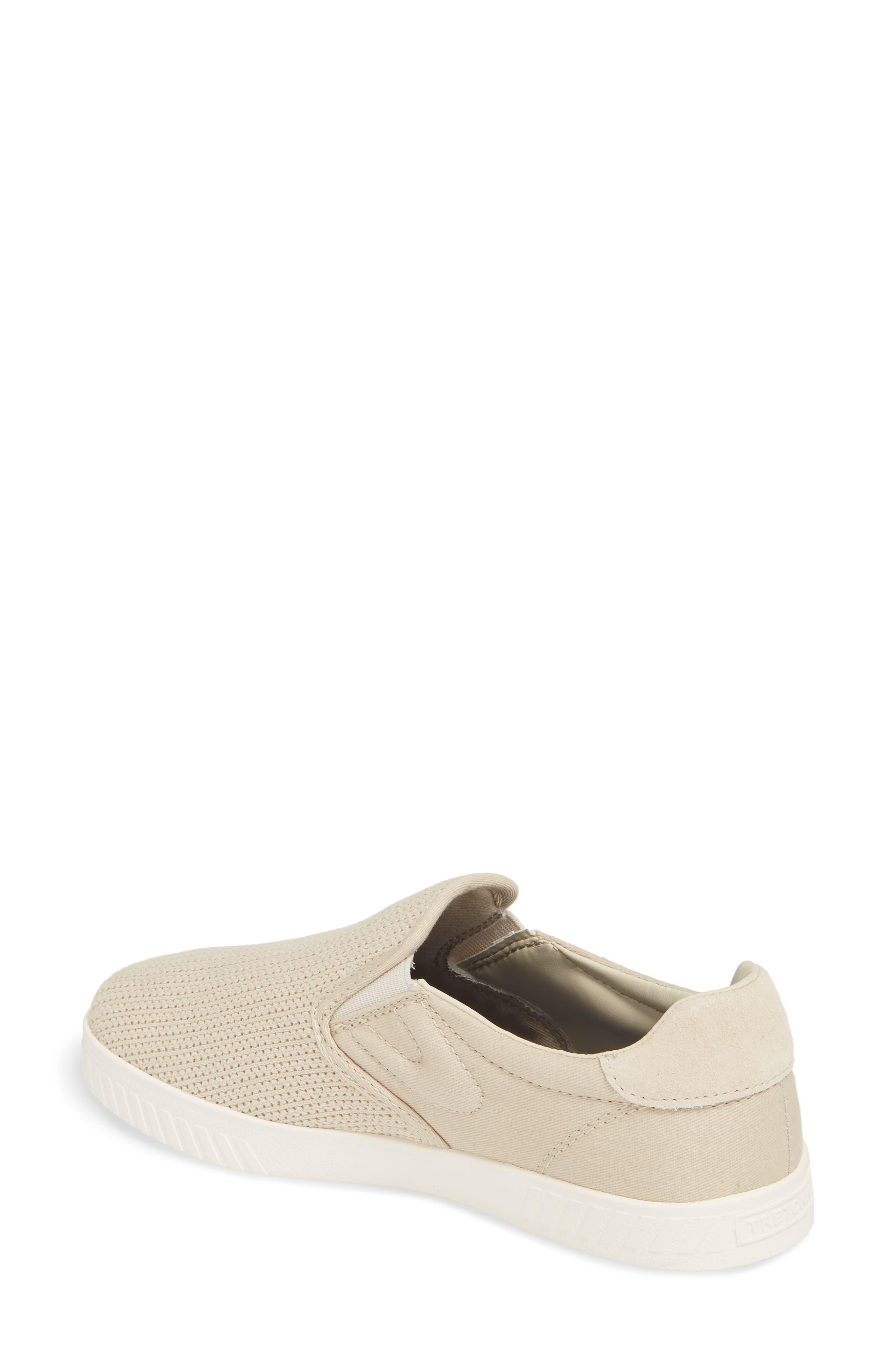 Cruz Mesh Slip-On Sneaker,                             Alternate thumbnail 2, color,                             Sand