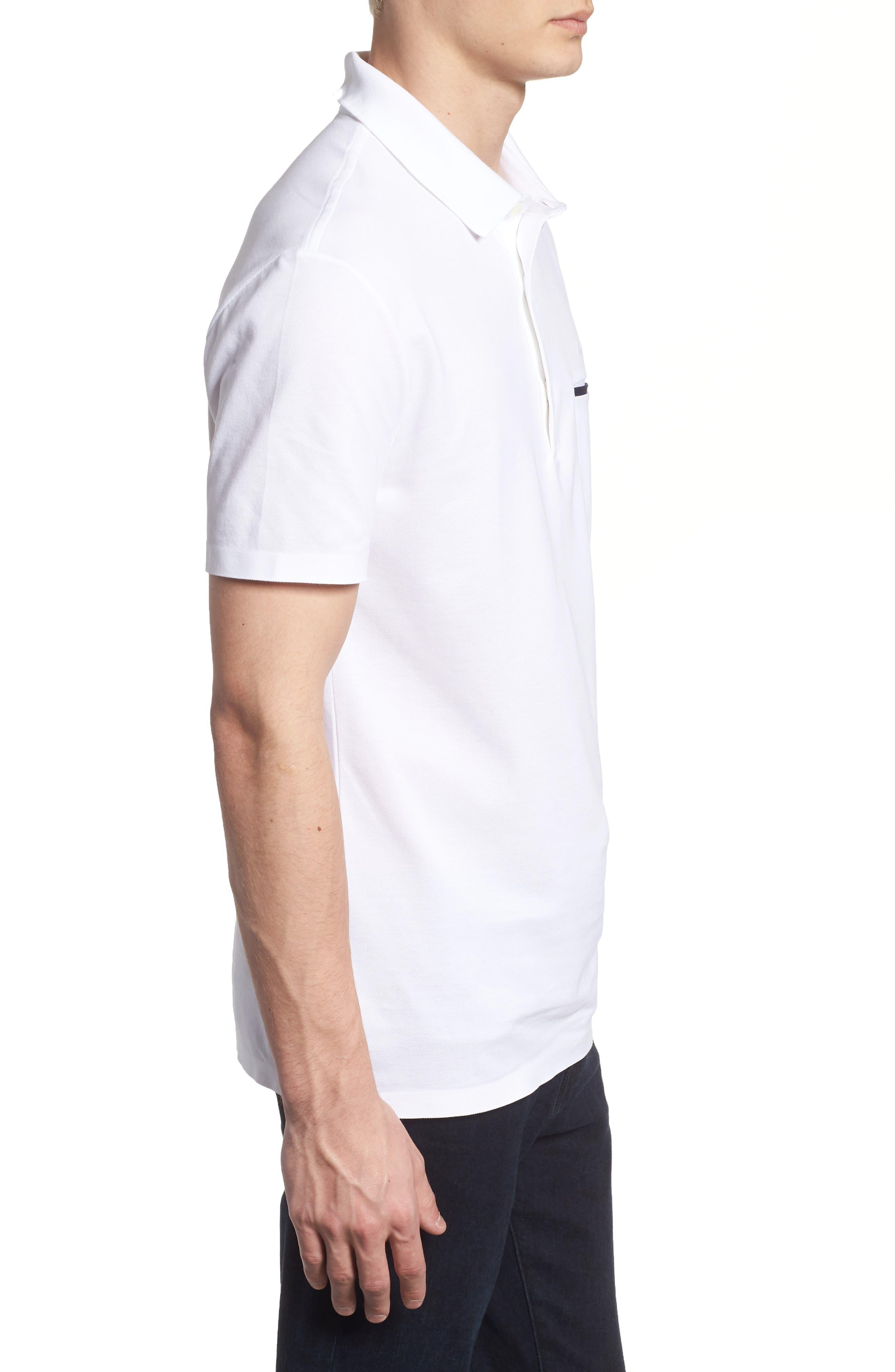 Alternate Image 3  - Lacoste Cas Eligance Piqué Polo