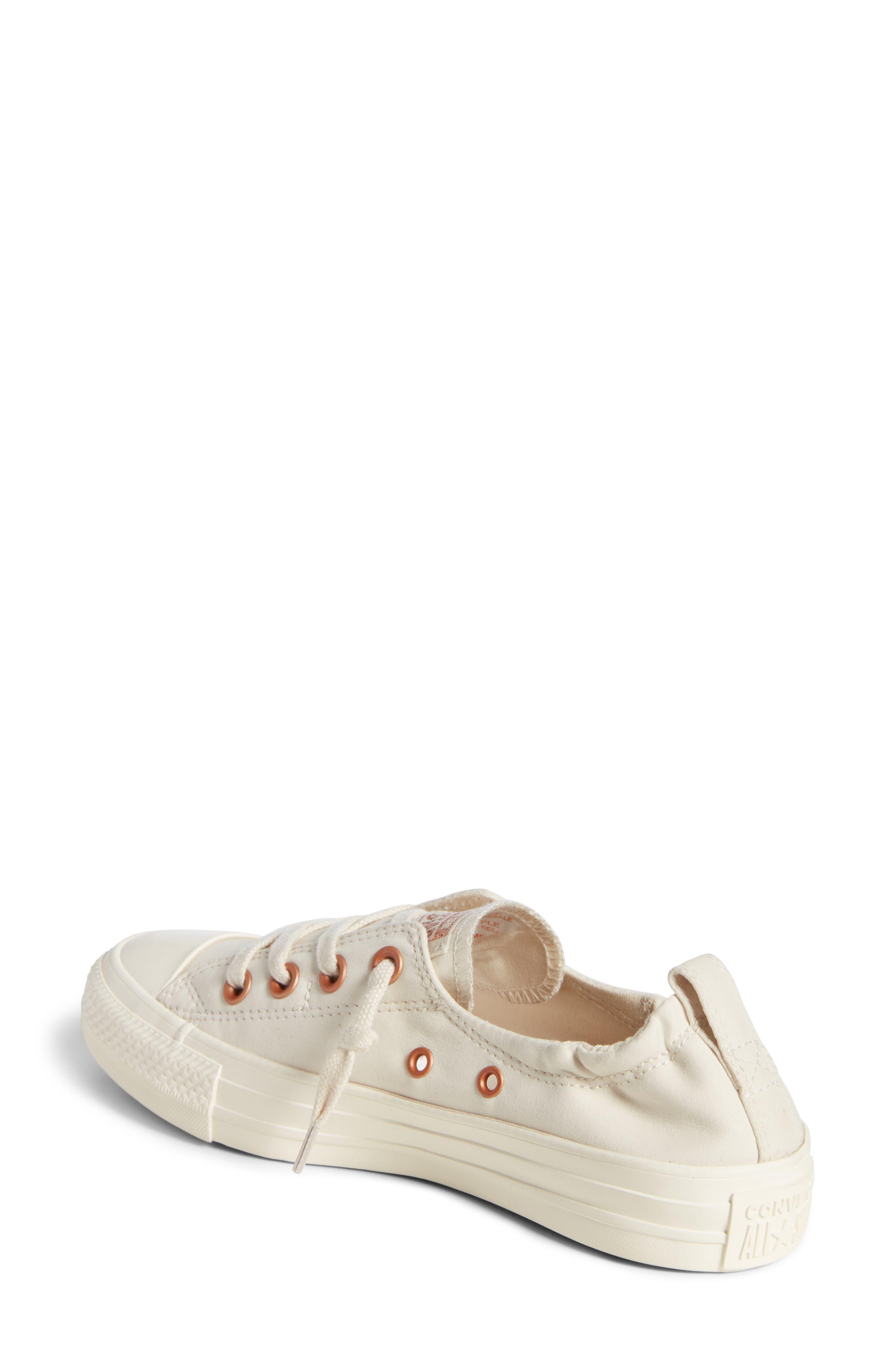 Chuck Taylor<sup>®</sup> 'Shoreline' Sneaker,                             Alternate thumbnail 2, color,                             Light Twine