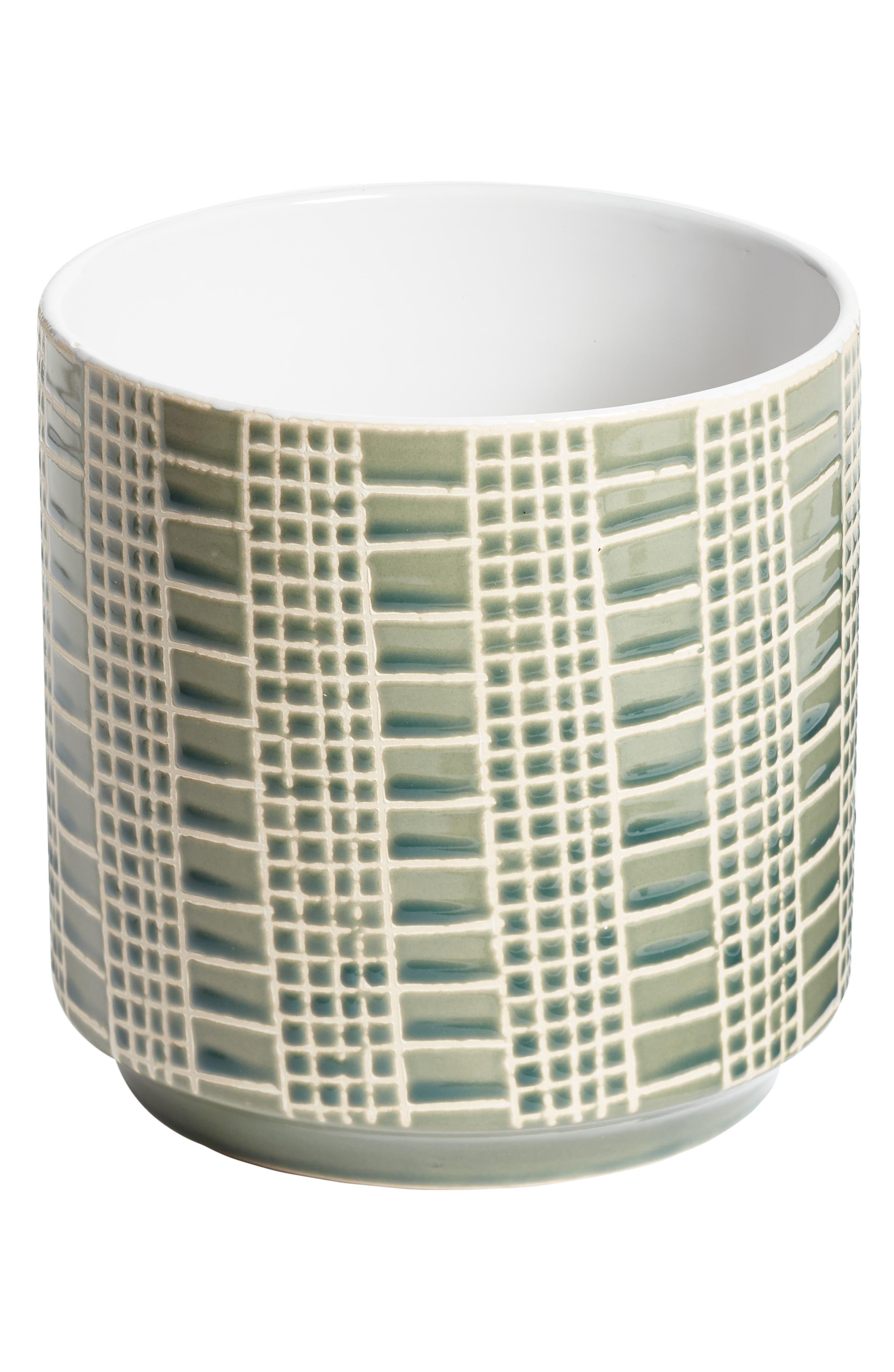 Accent Decor Zati Ceramic Pot