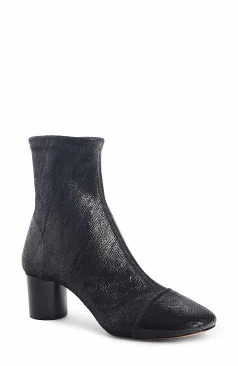 Women S Sock Boot Ankle Boots Amp Booties Nordstrom