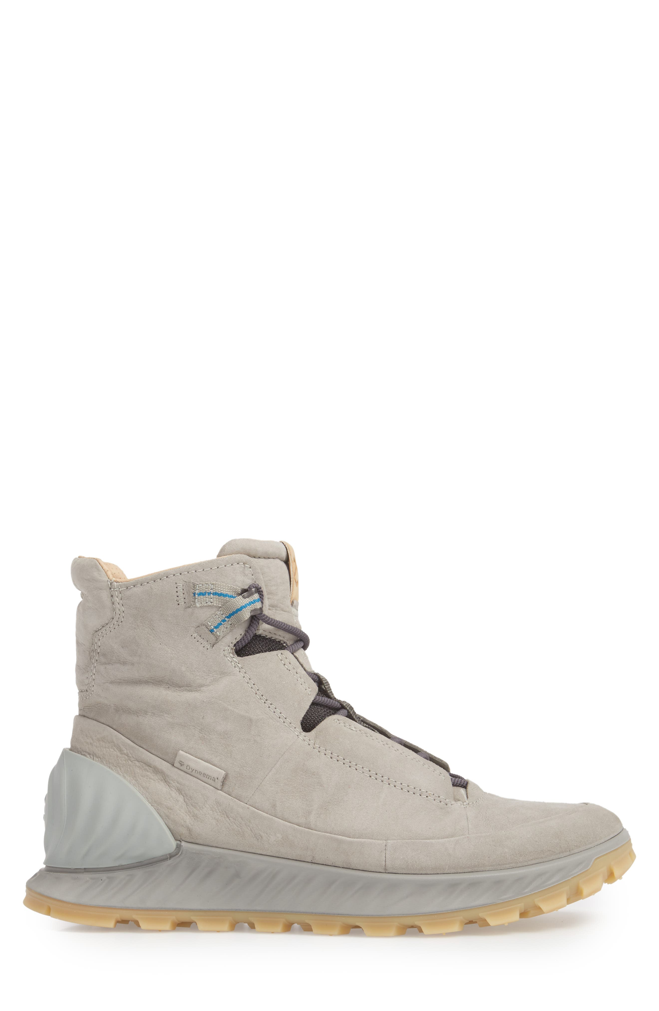Limited Edition Exostrike Dyneema Sneaker Boot,                             Alternate thumbnail 3, color,                             Wild Dove Leather