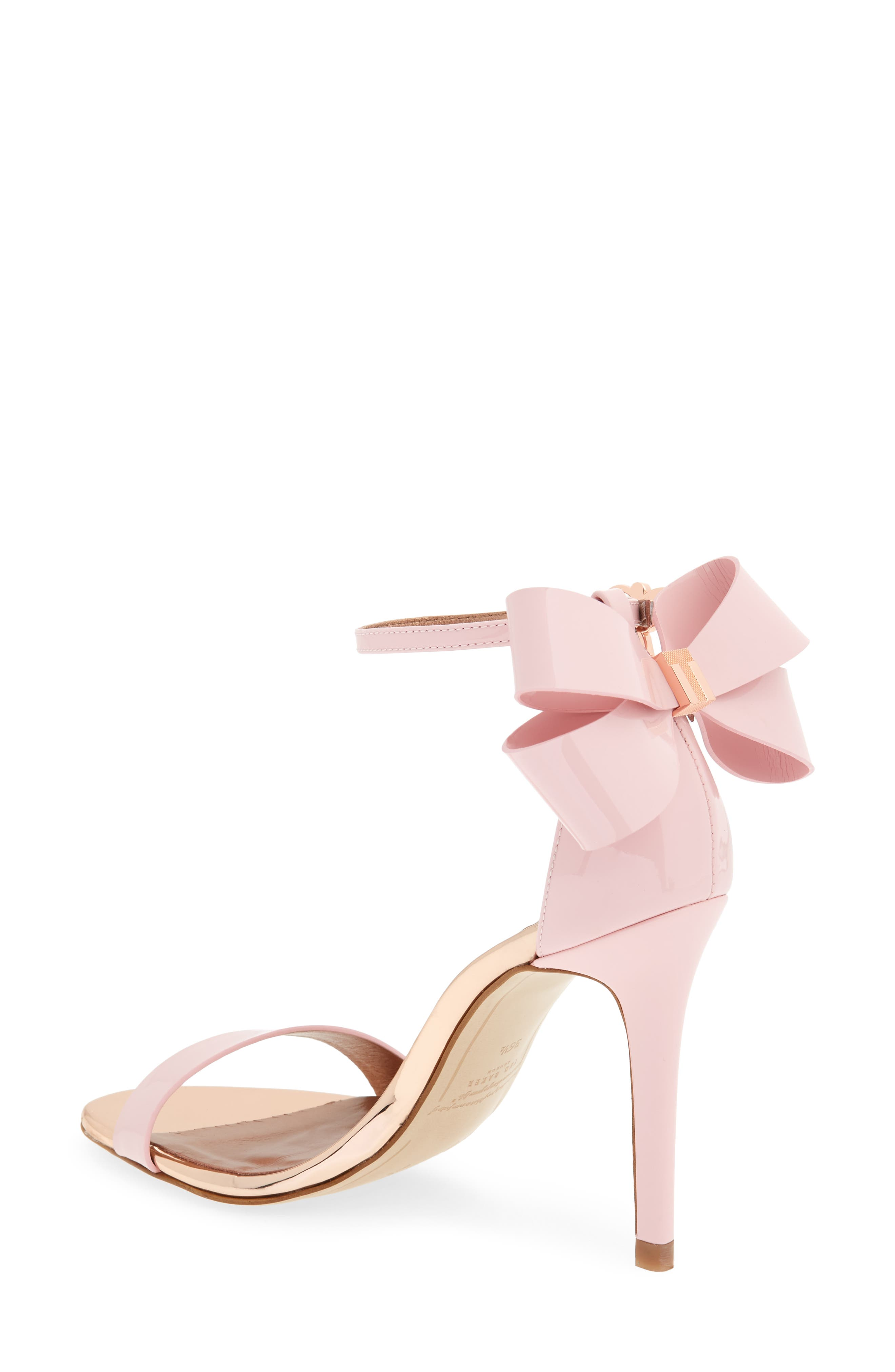 Sandalo Sandal,                             Alternate thumbnail 2, color,                             Light Pink Leather