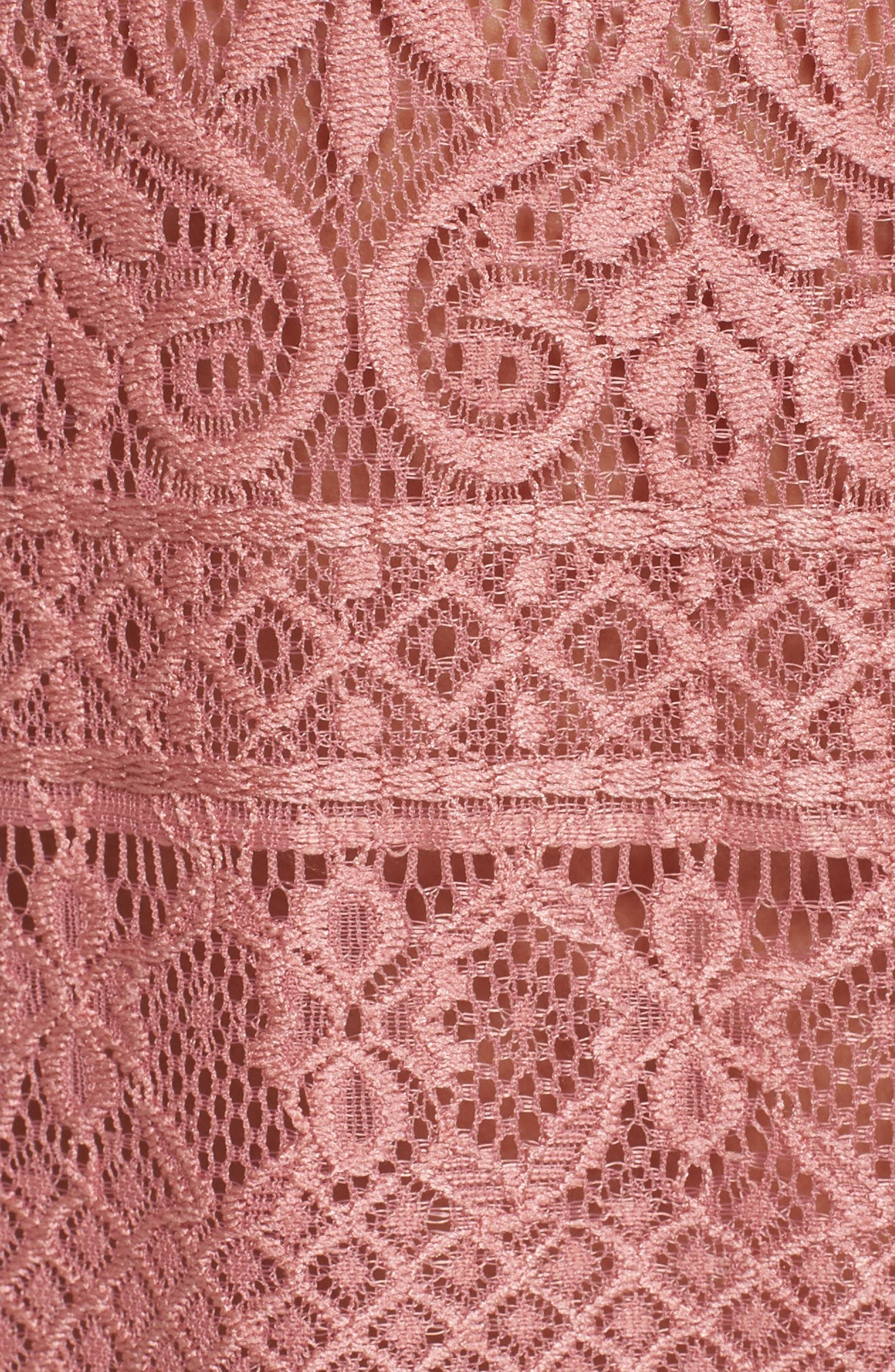 About Lace Cover-Up Pants,                             Alternate thumbnail 5, color,                             Dusty Rose