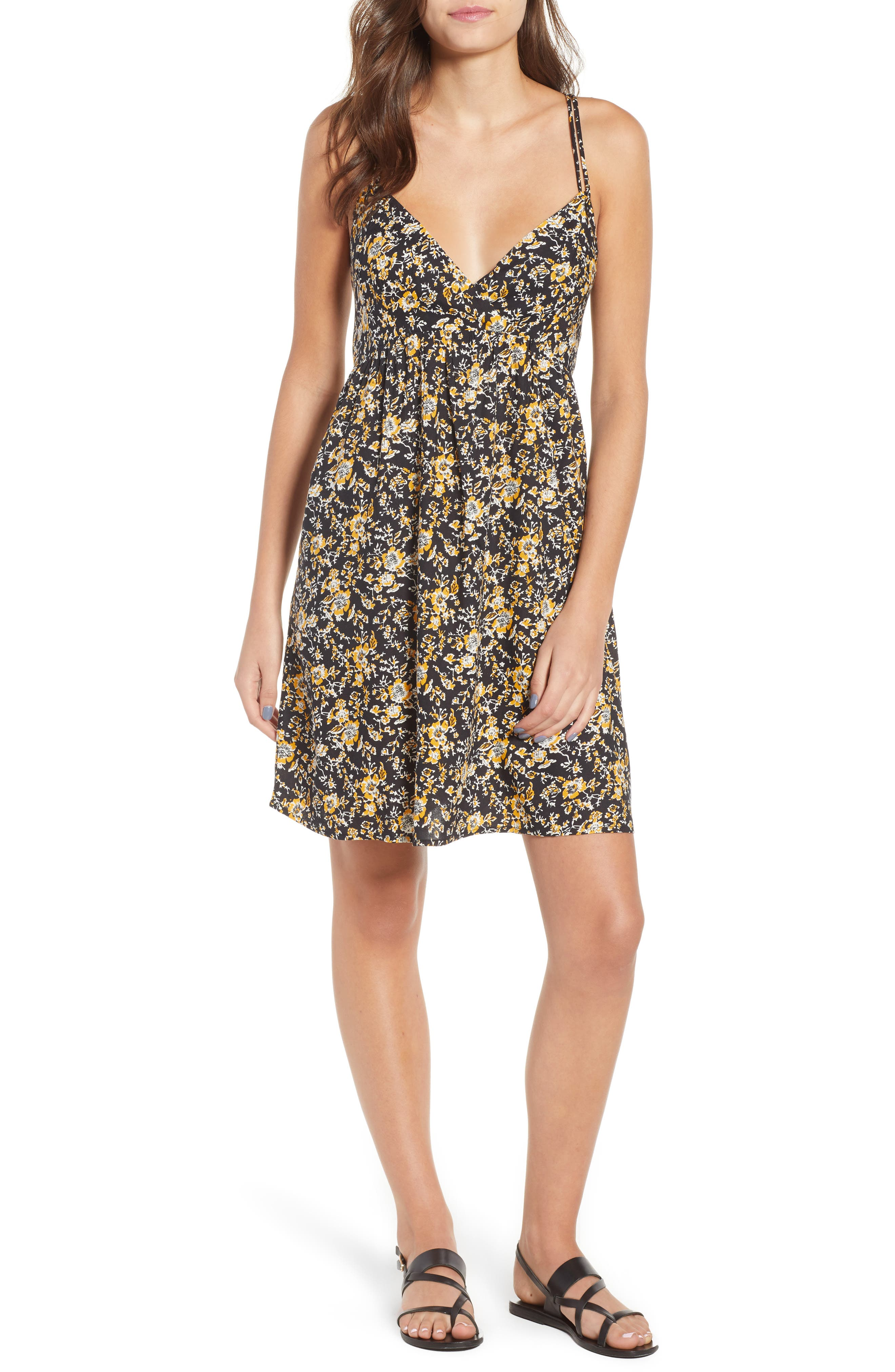 Volcom You Want This Strappy Dress