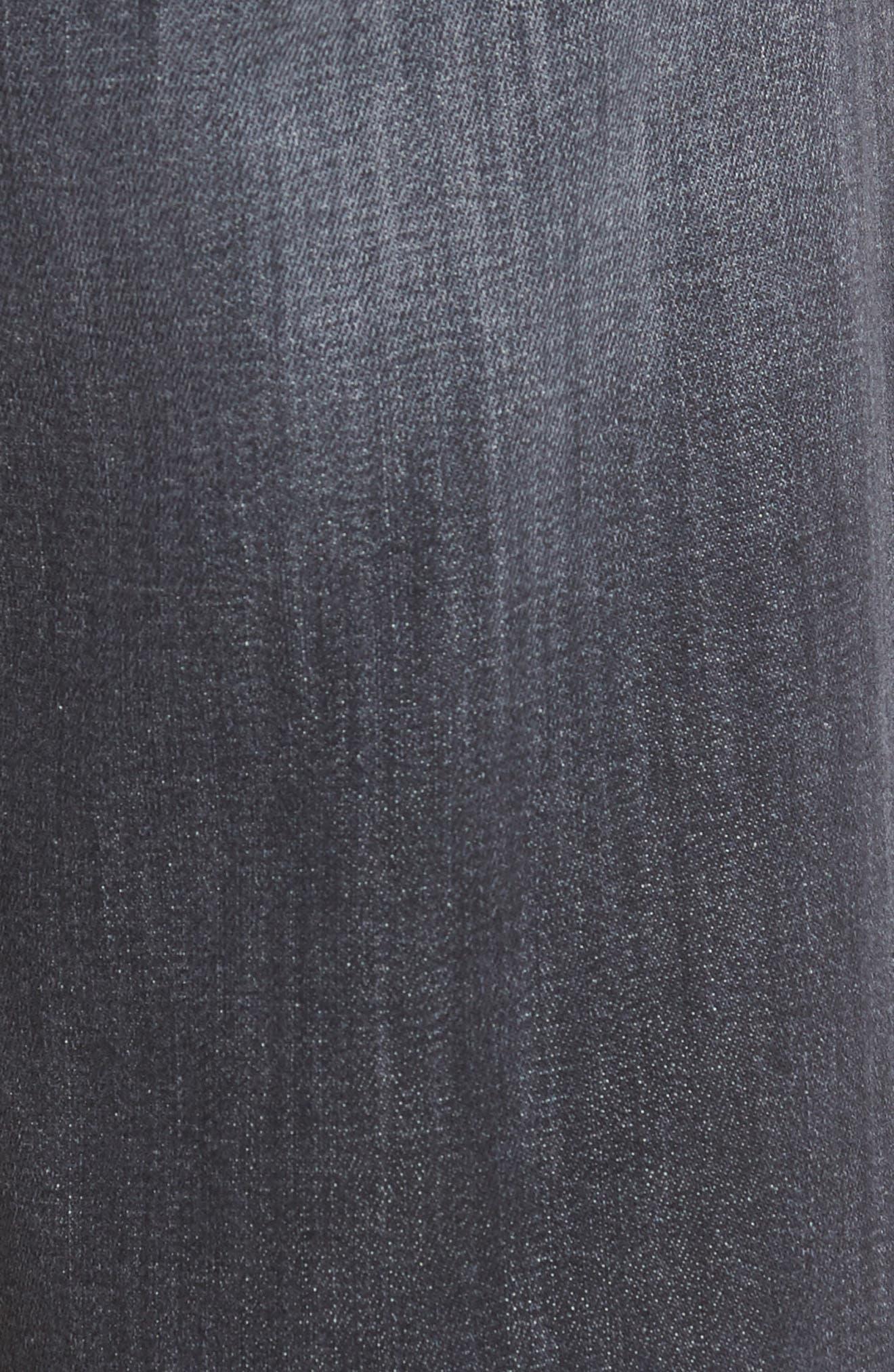 Blake Slim Fit Jeans,                             Alternate thumbnail 5, color,                             Silver Lake
