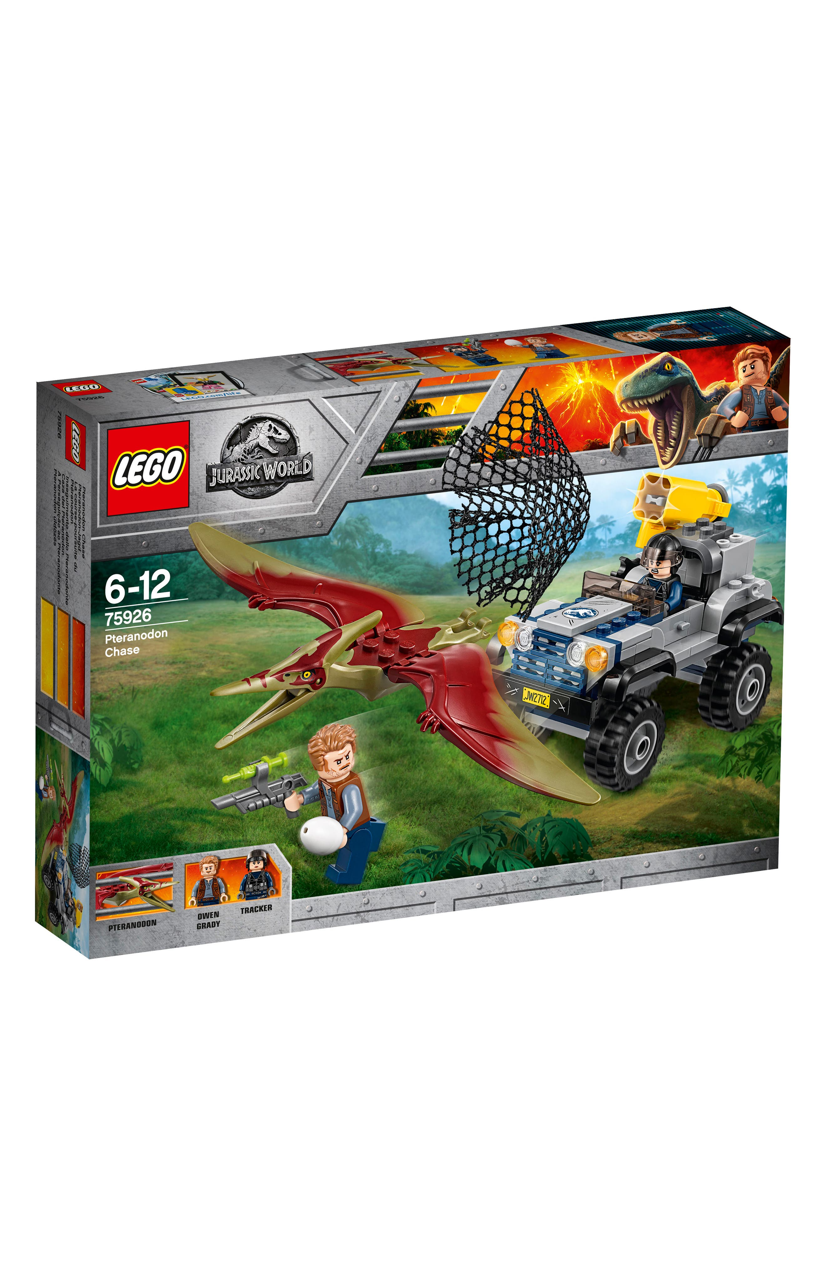 LEGO® Jurassic World™ Pteranodon Chase - 75926