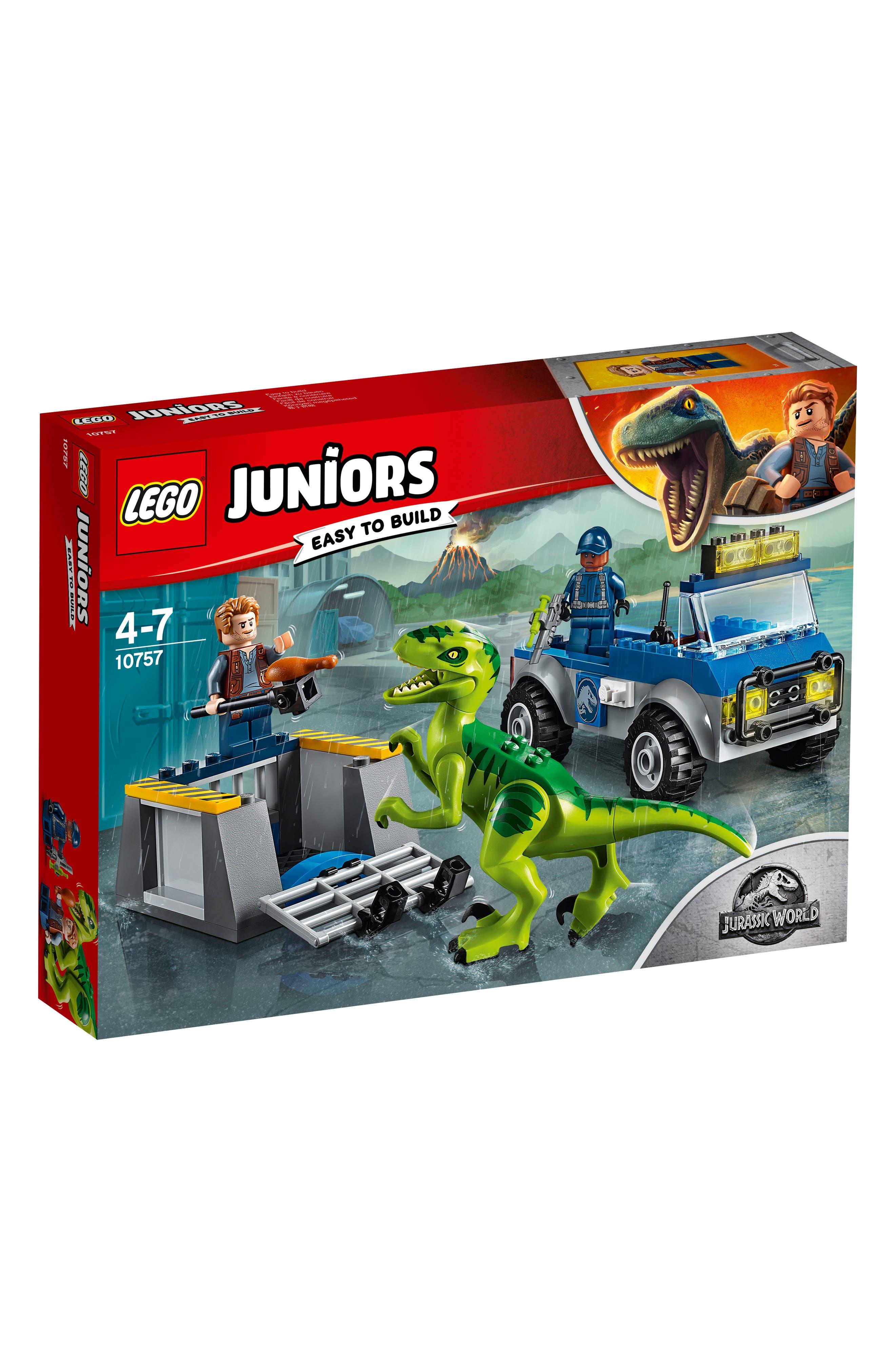 Juniors Raptor Rescue Truck - 10757,                         Main,                         color, Multi
