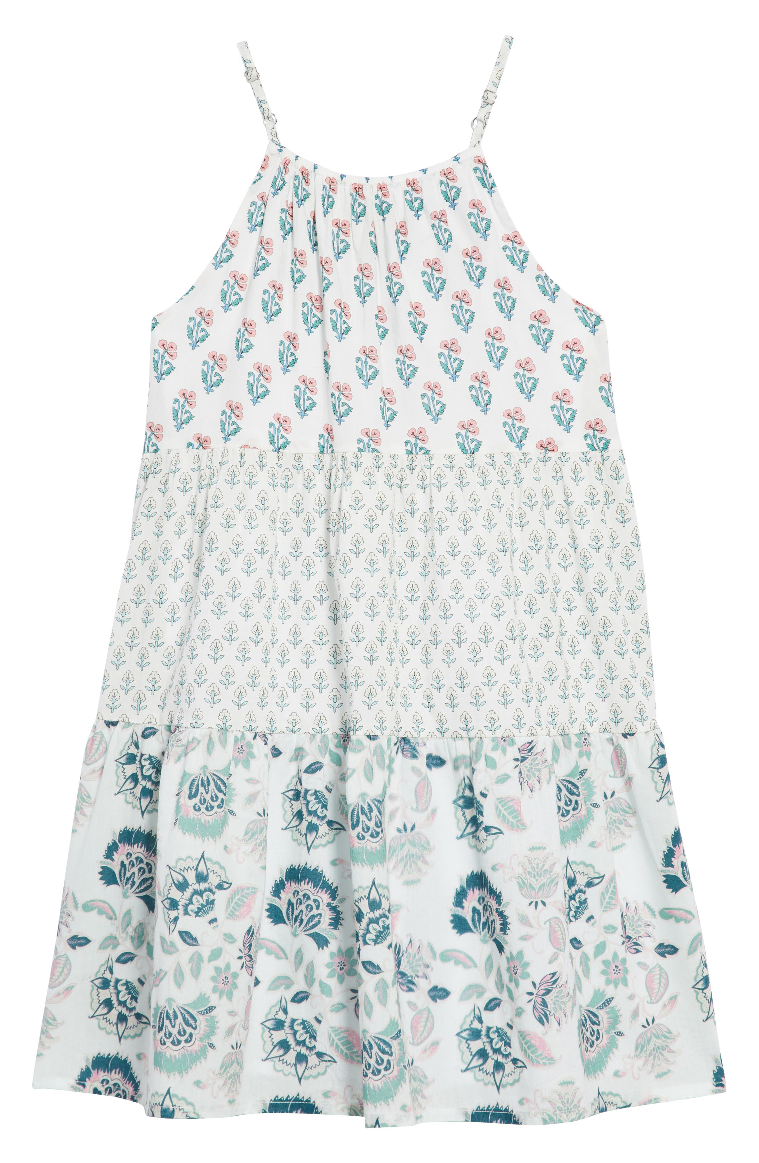 Lucy Dress,                             Alternate thumbnail 3, color,                             White