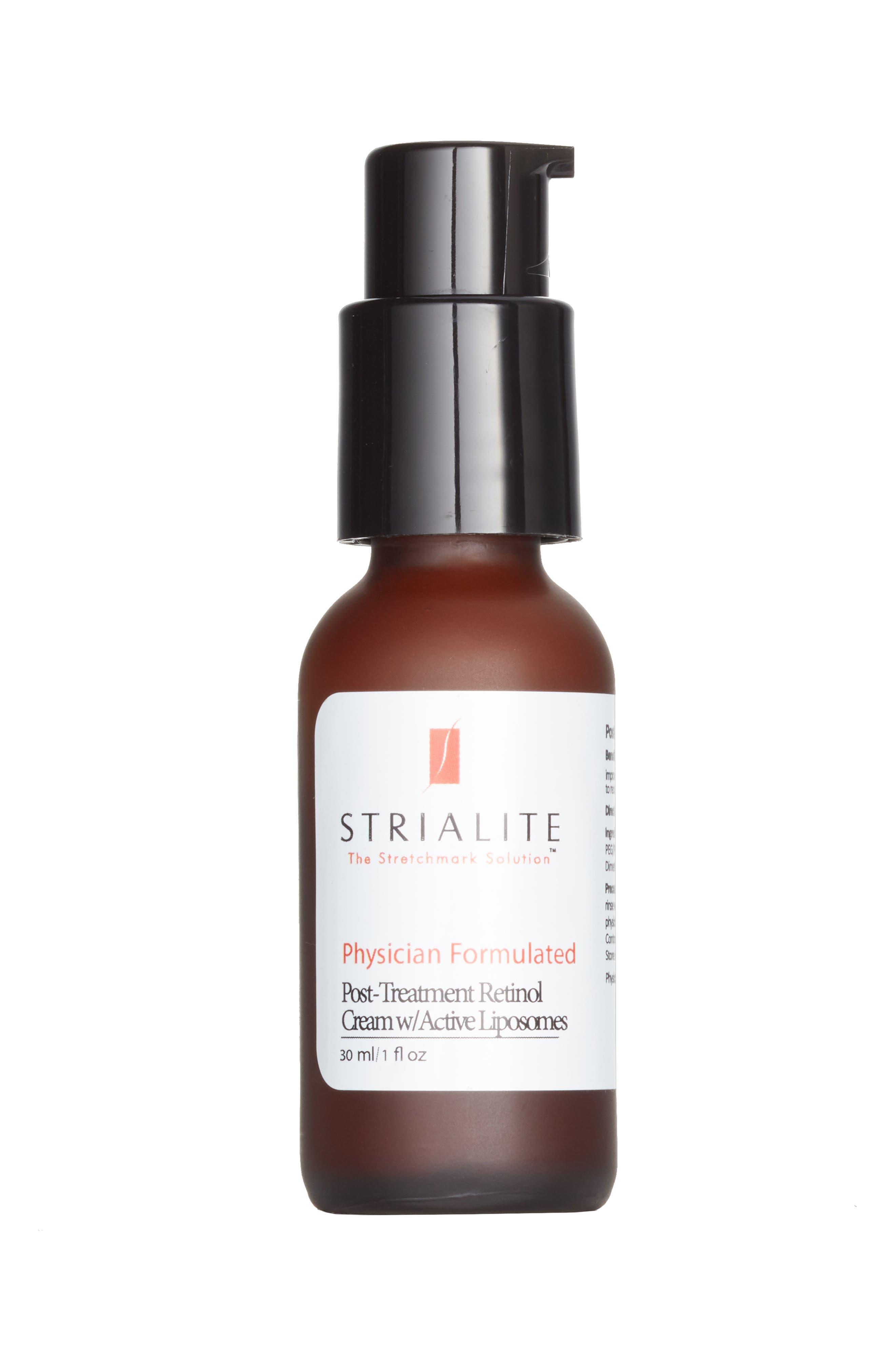 Post-Treatment Retinol Cream with Active Liposomes,                         Main,                         color, No Color
