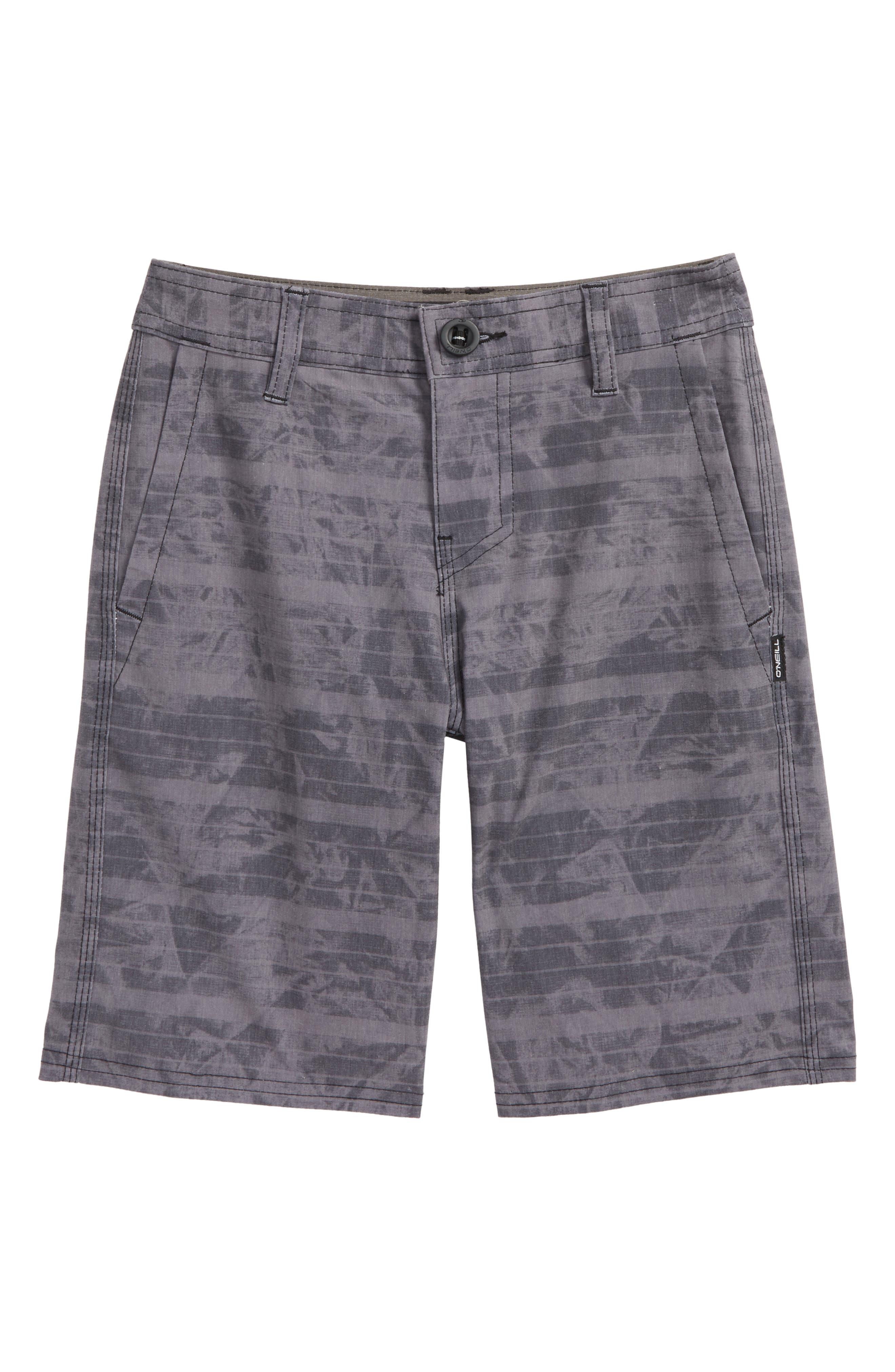 O'Neill Mischief Hybrid Shorts (Big Boys)