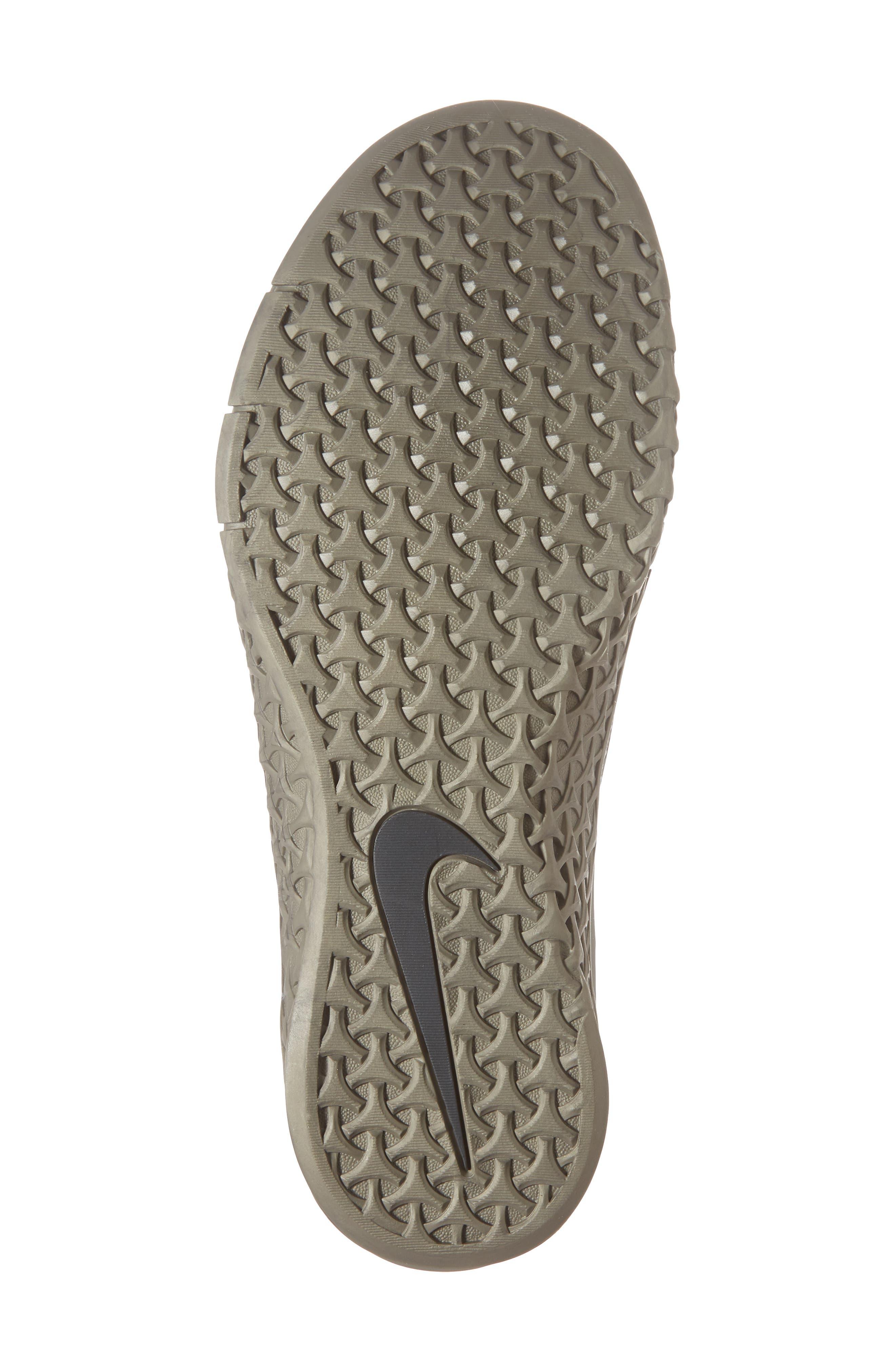 Metcon 4 Viking Quest Training Shoe,                             Alternate thumbnail 6, color,                             Ridgerock/ Pewter/ Anthracite