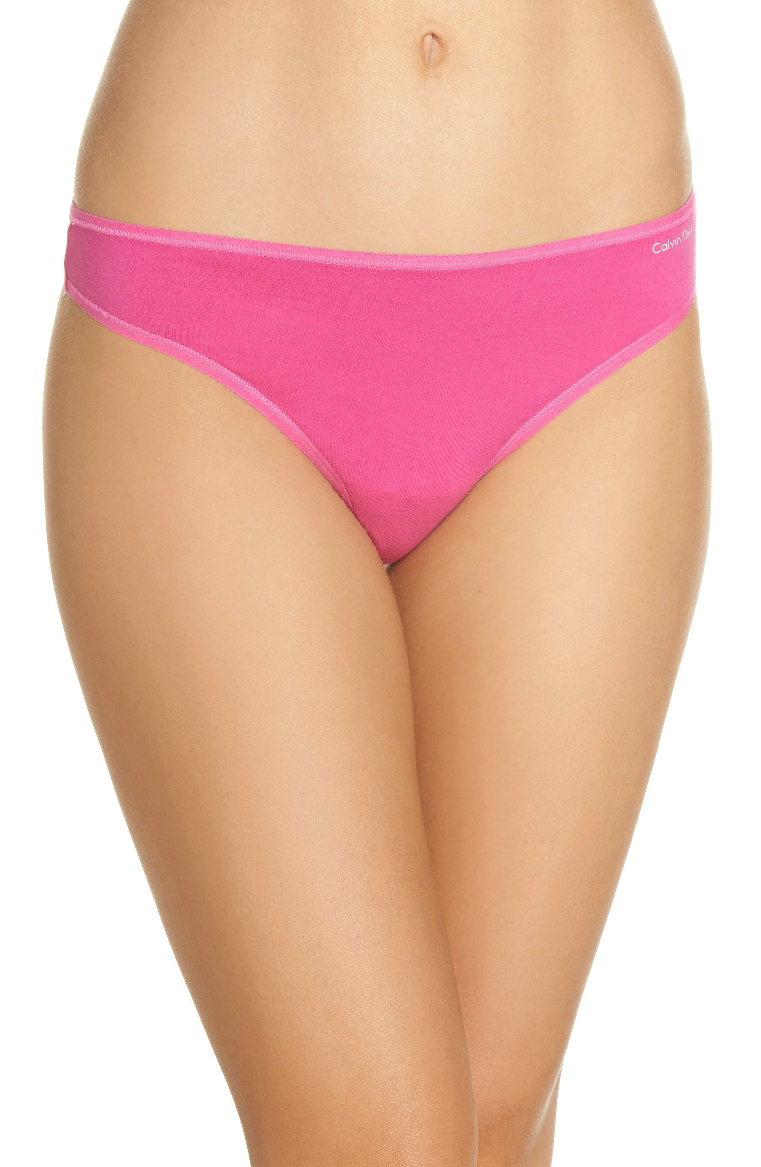 Form Thong,                             Main thumbnail 1, color,                             Sophie Pink