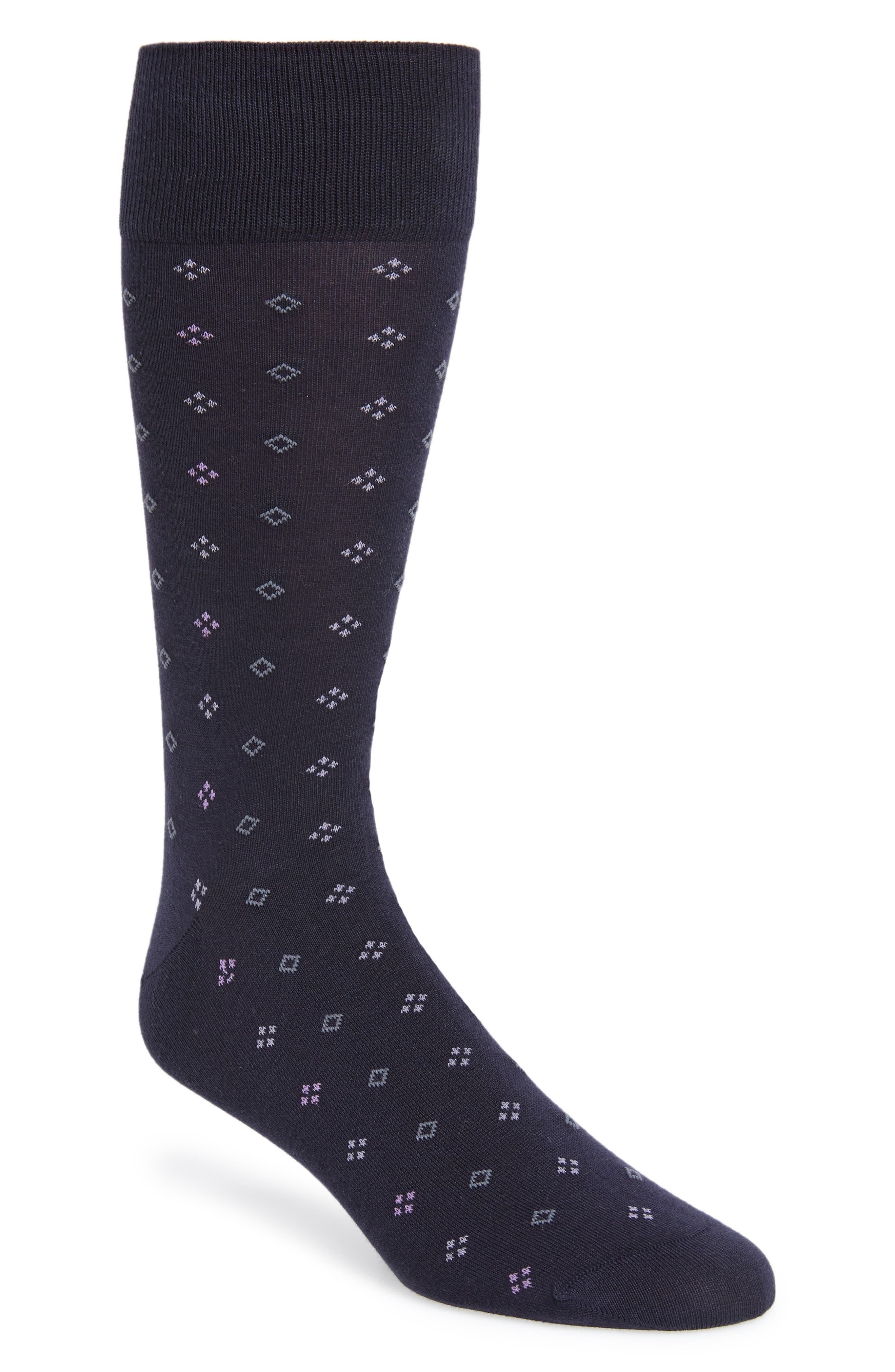 John W. Nordstrom® Geometric Socks
