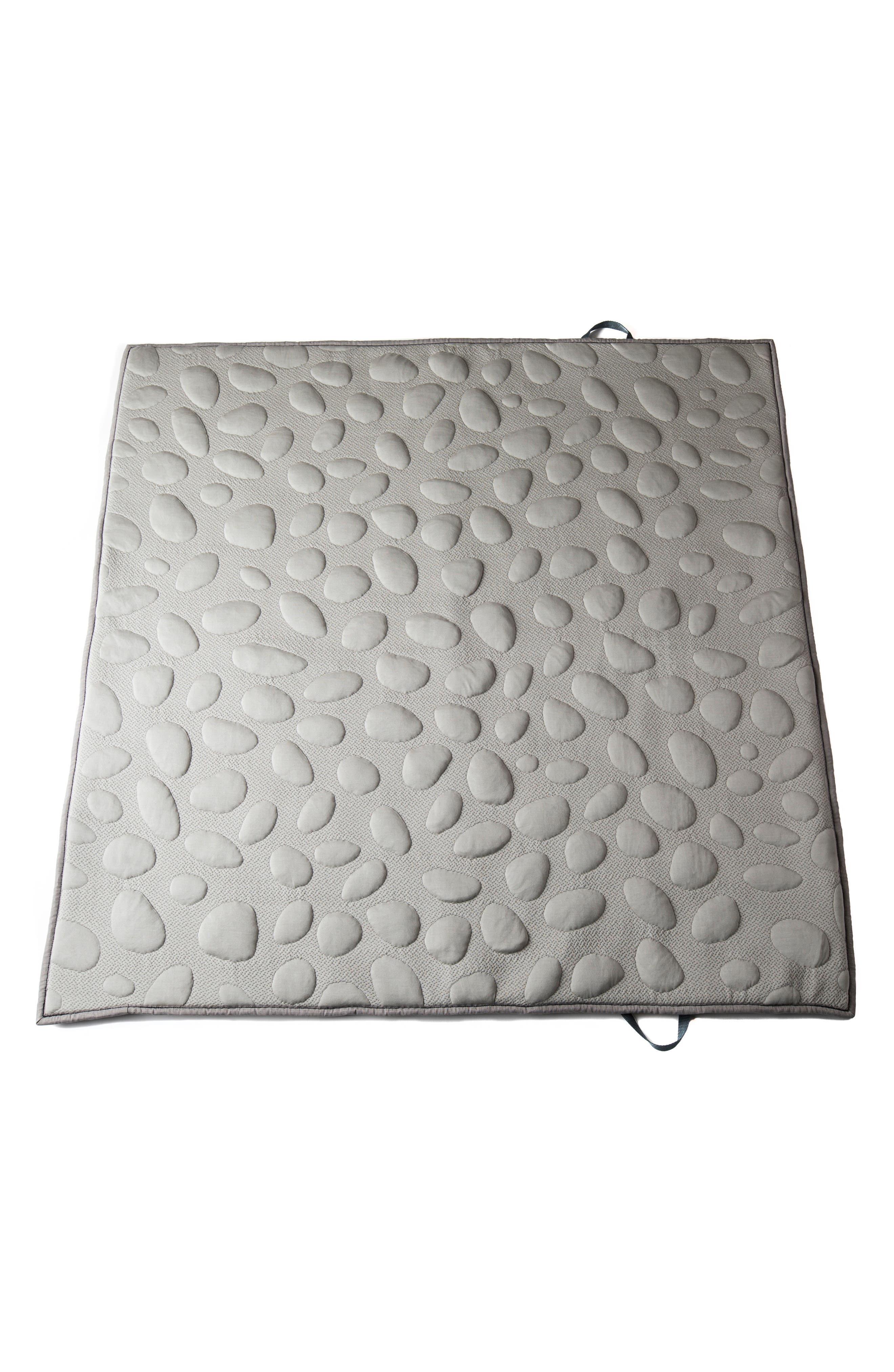 Pebble LilyPad Play Mat,                         Main,                         color, Misty Grey