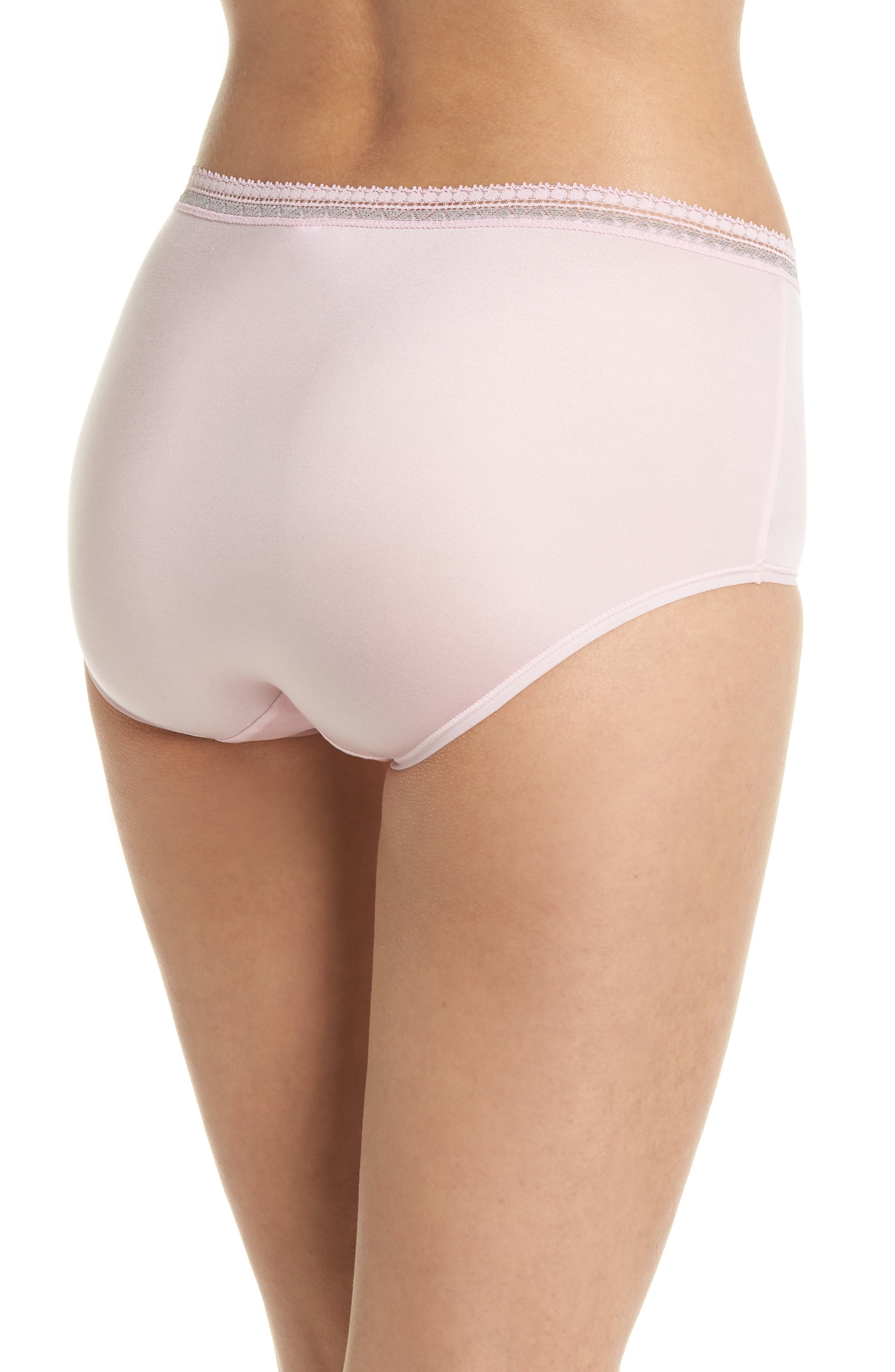 Perfect Primer Briefs,                             Alternate thumbnail 2, color,                             Pink Lady