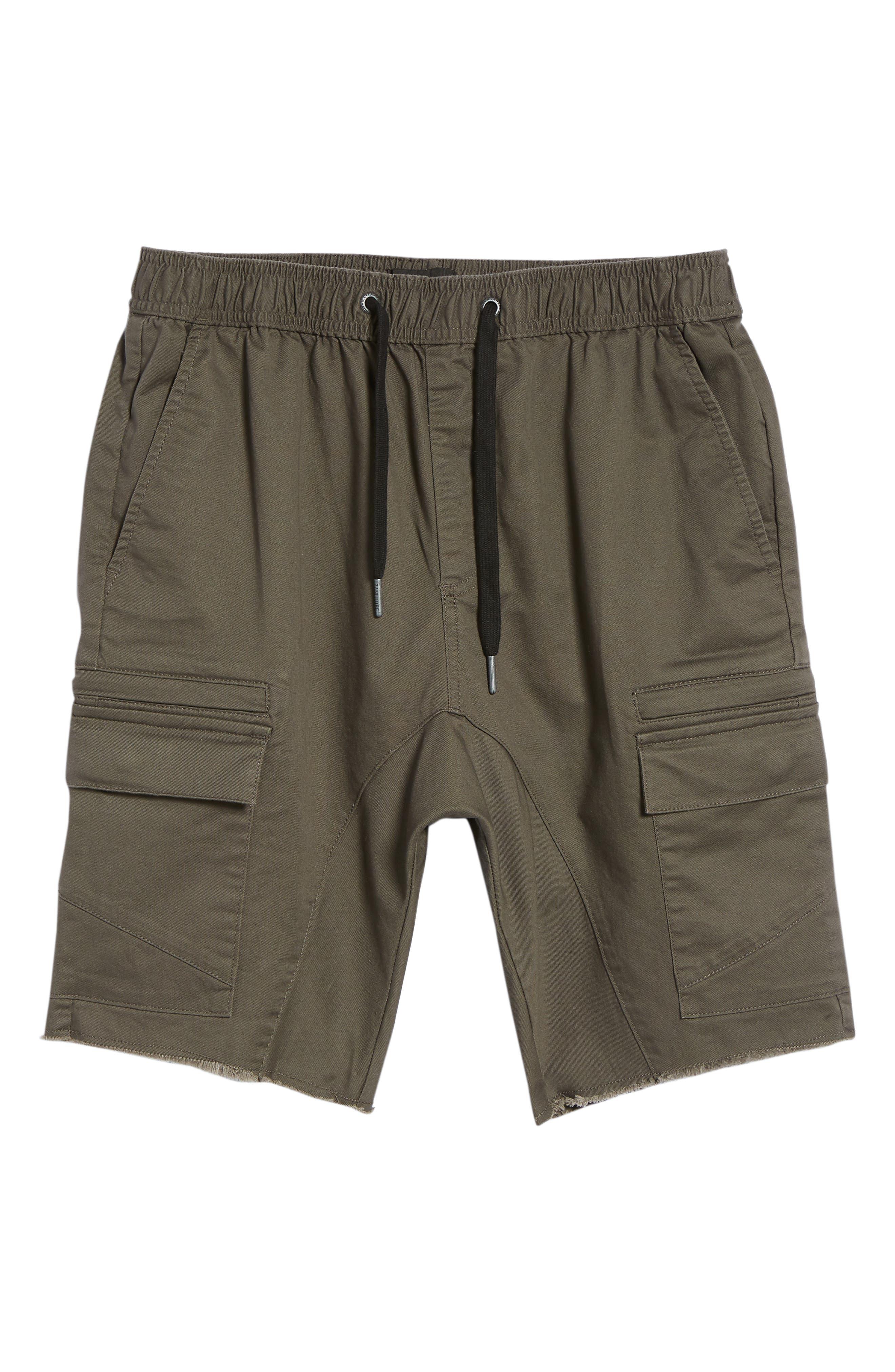 Sureshot Cargo Shorts,                             Alternate thumbnail 6, color,                             Peat