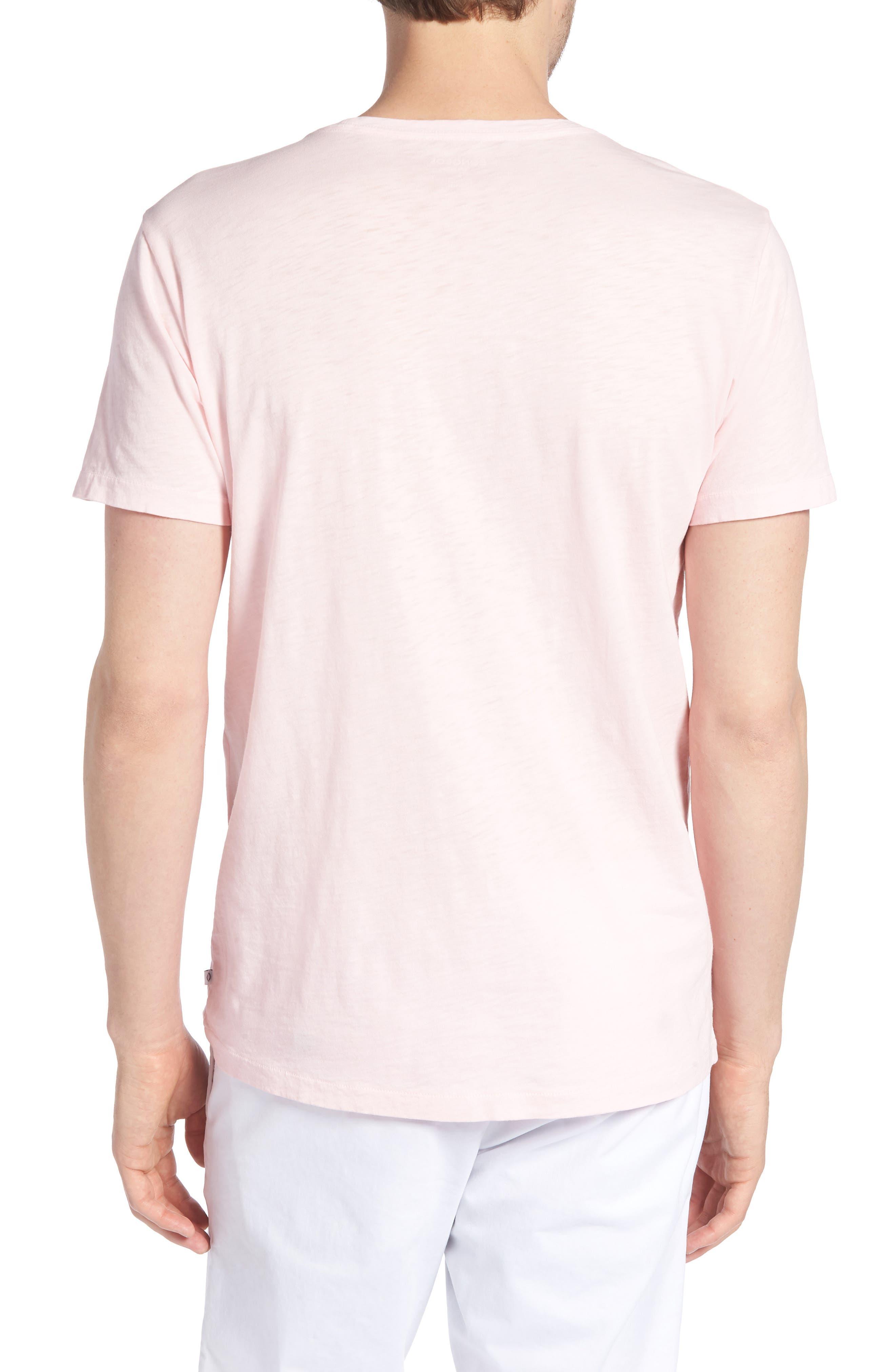 Cactus Sunset Slim Fit T-Shirt,                             Alternate thumbnail 2, color,                             Skivvy Pink