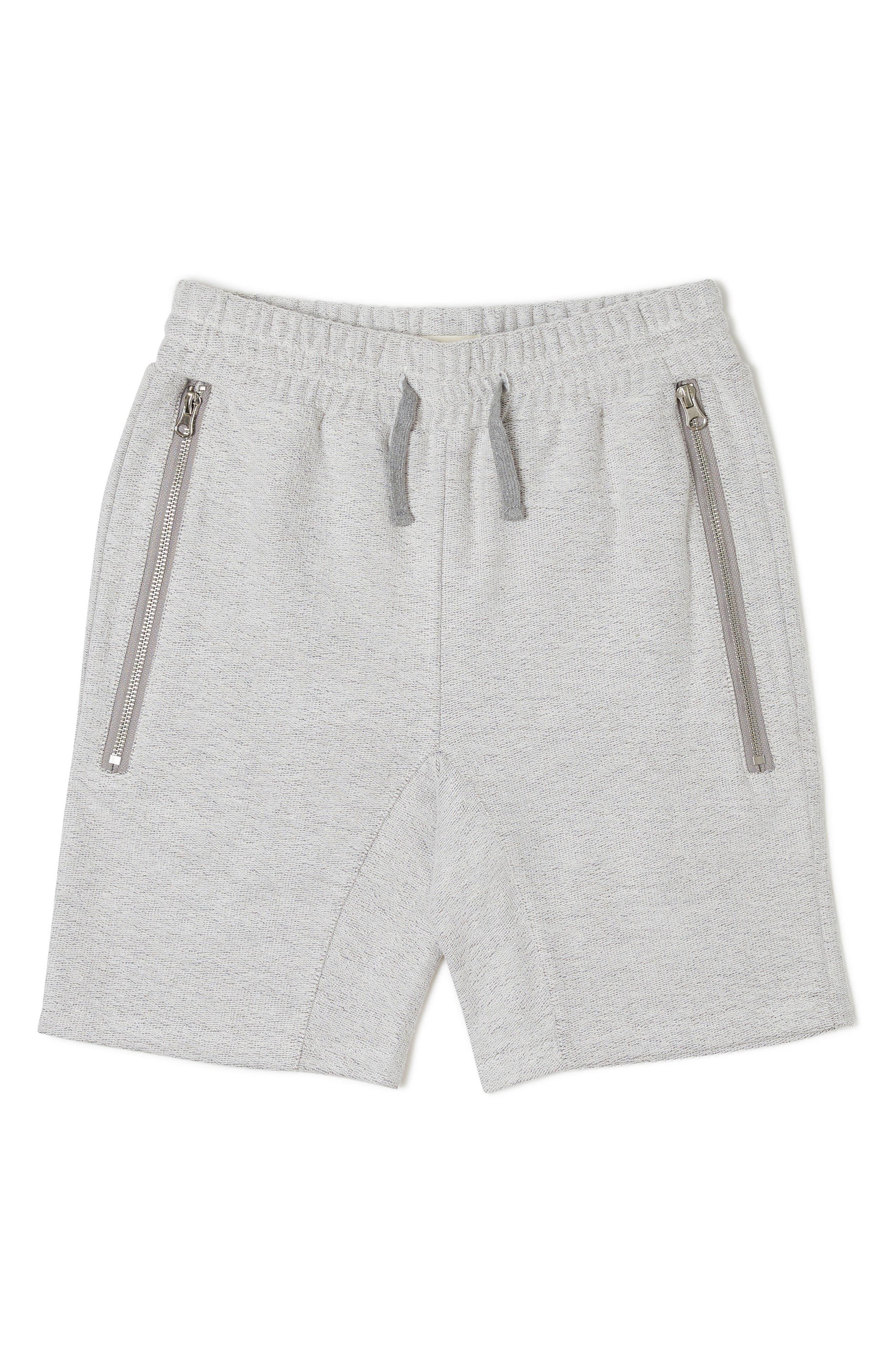 Cruise Knit Shorts,                             Main thumbnail 1, color,                             Natural