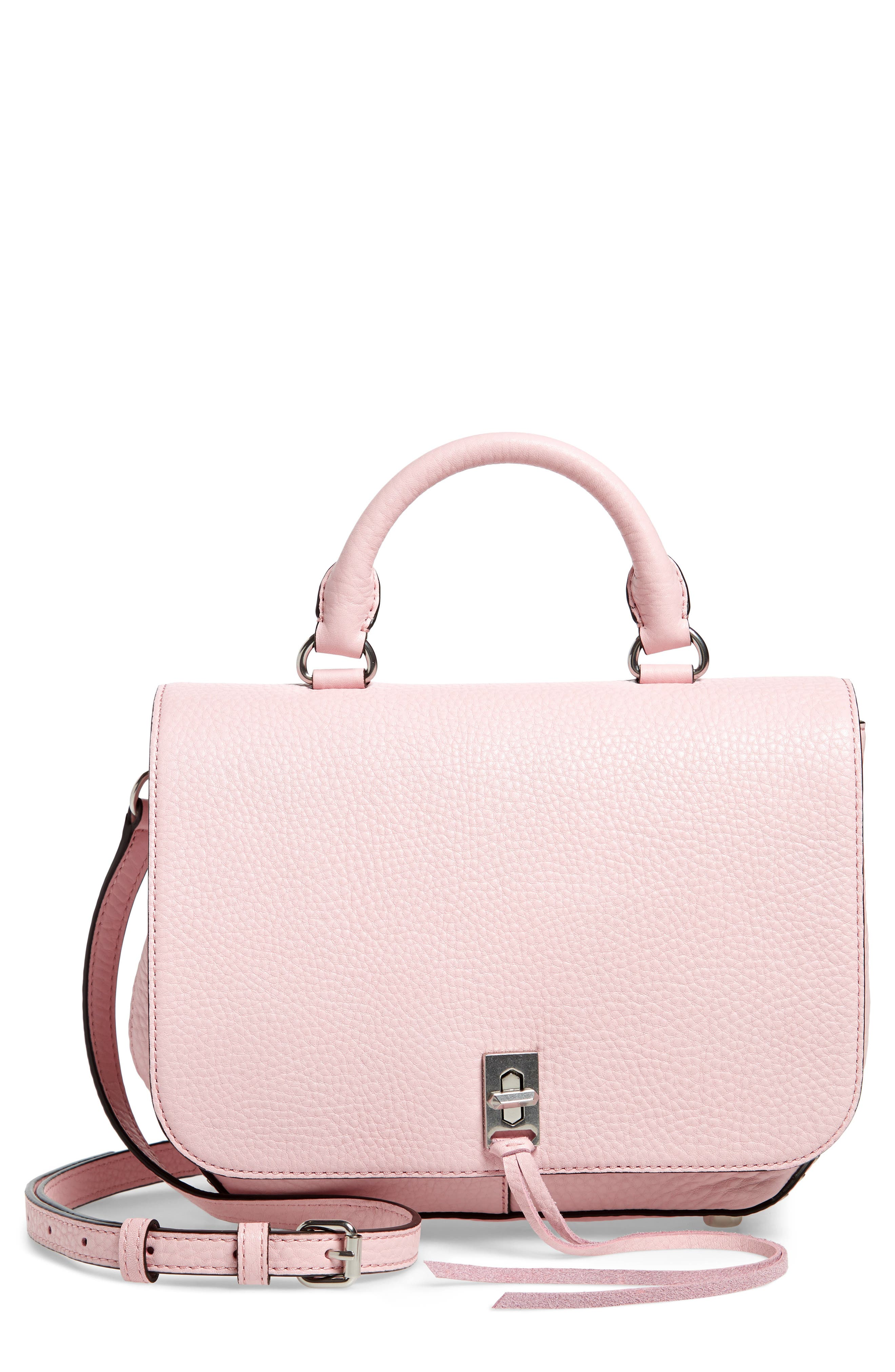 Rebecca Minkoff Medium Darren Convertible Leather Backpack