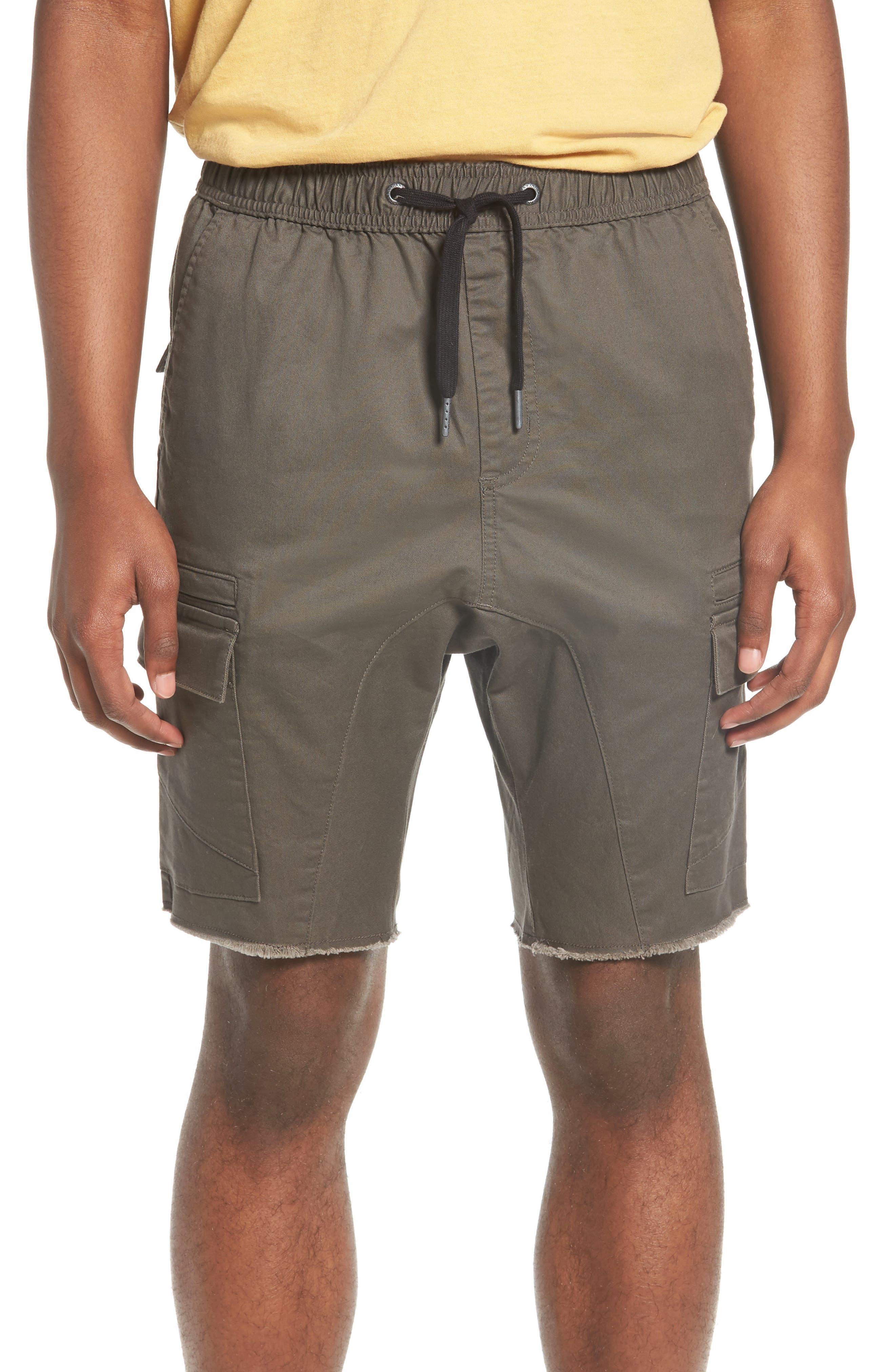 Sureshot Cargo Shorts,                             Main thumbnail 1, color,                             Peat