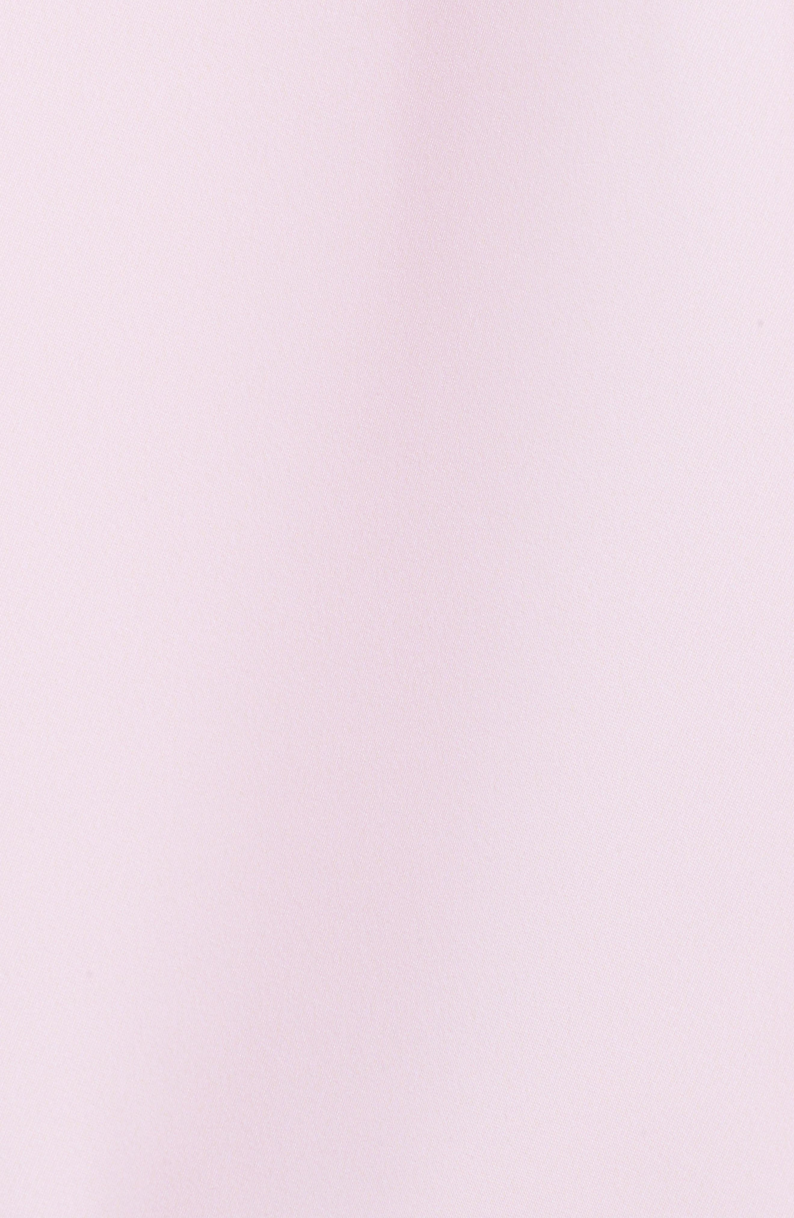 Emylou Harmony Bomber Jacket,                             Alternate thumbnail 3, color,                             Pale Pink
