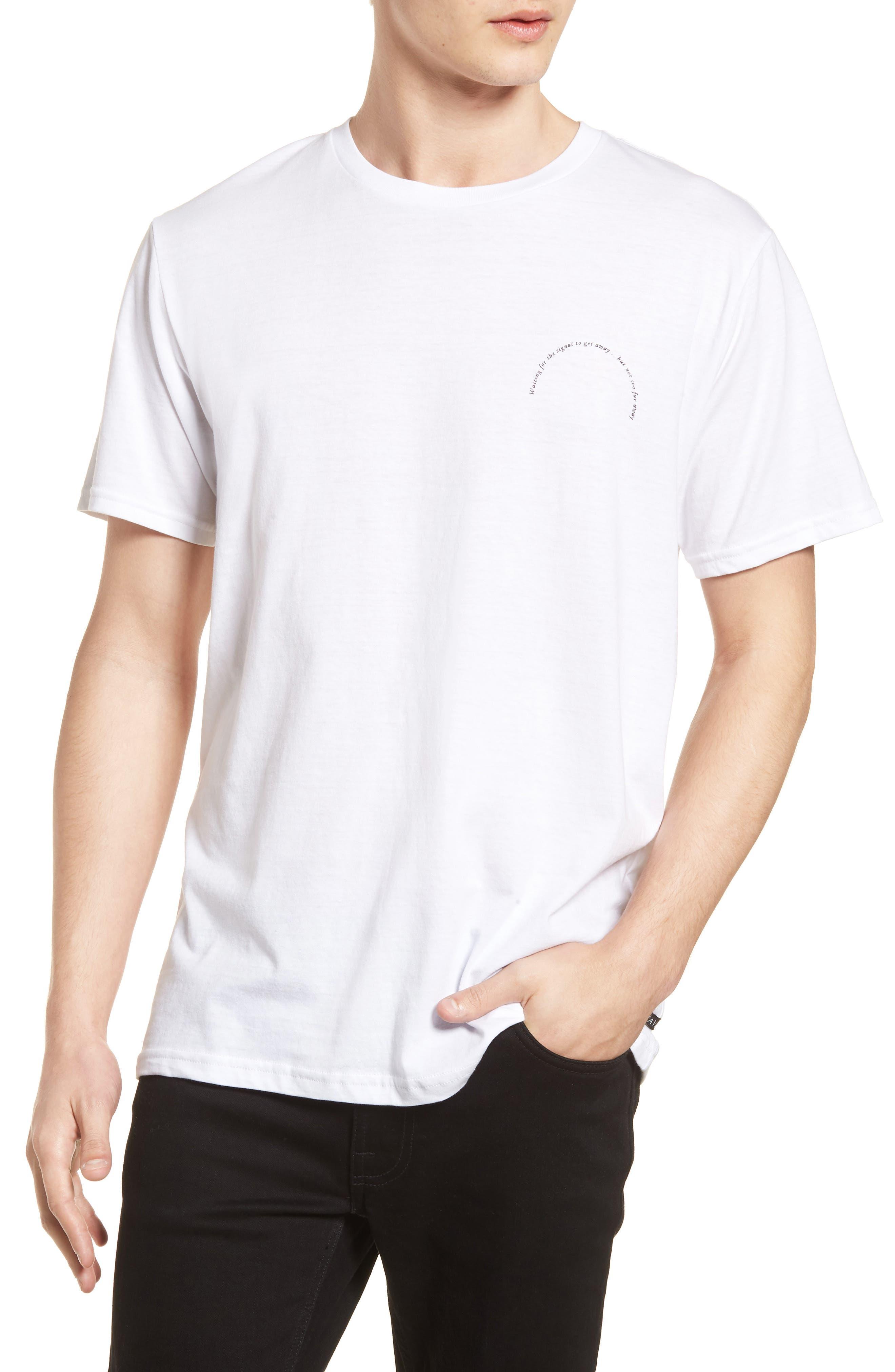 TAVIK Twin Palms Graphic T-Shirt
