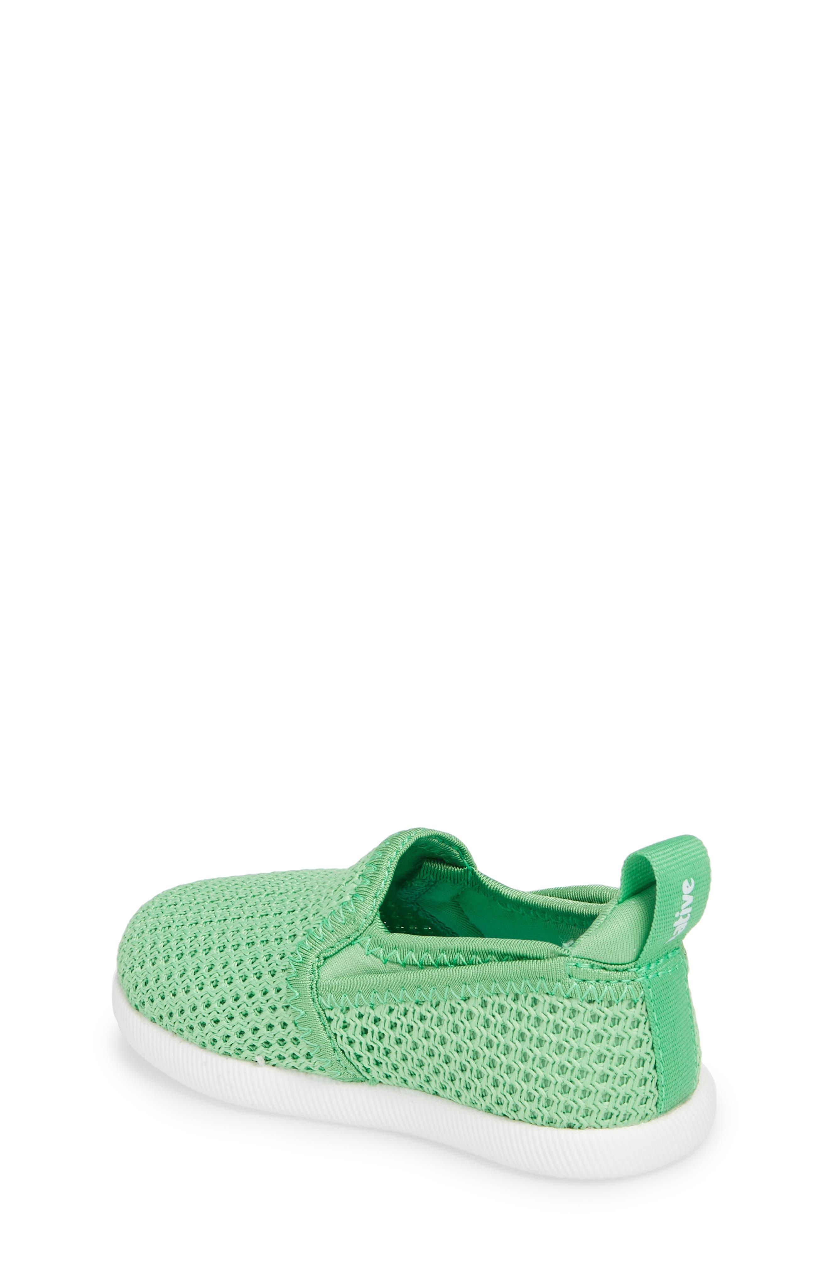 Alternate Image 2  - Native Shoes Cruz Woven Slip-On (Walker, Toddler & Little Kid)