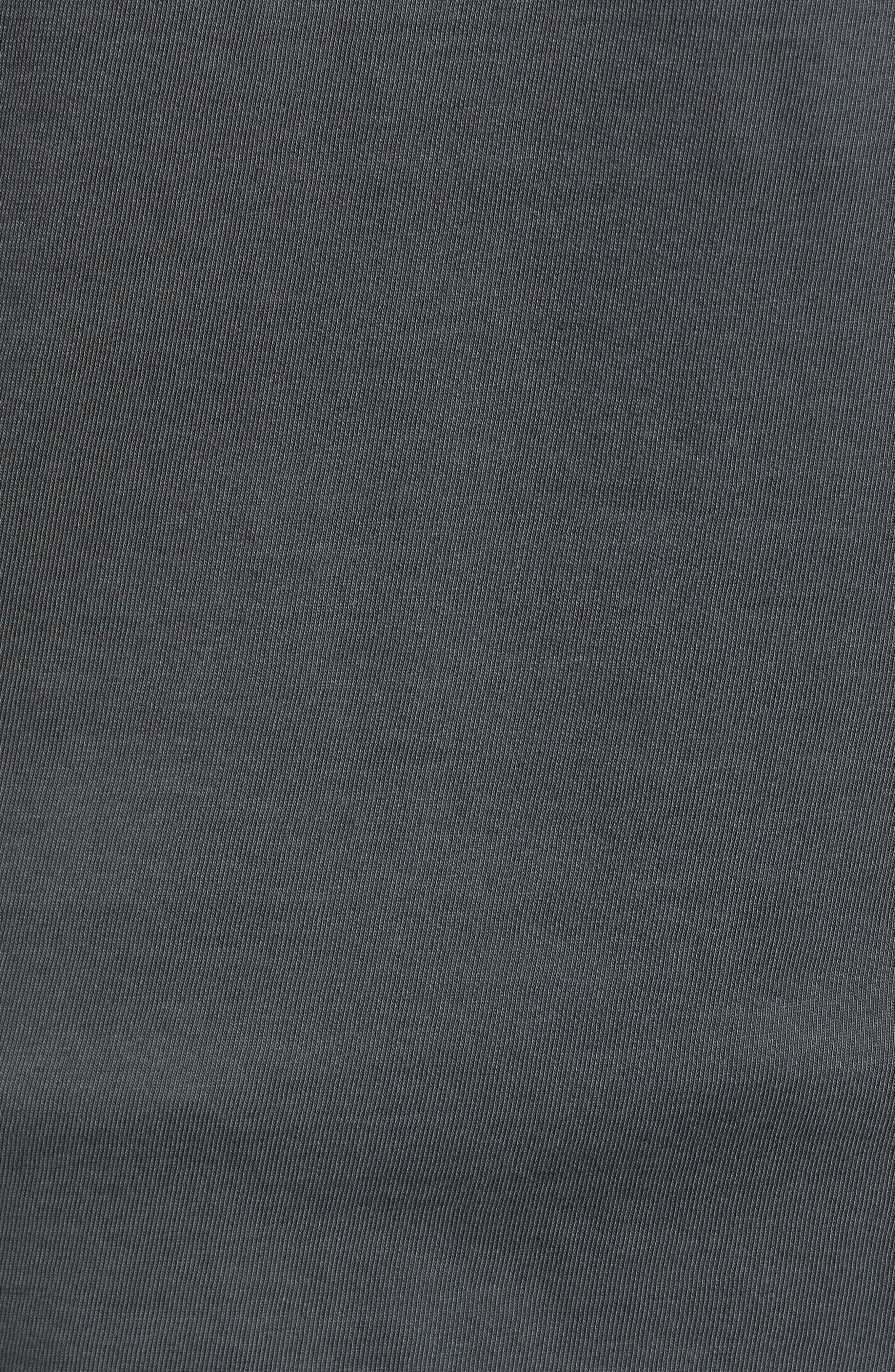 Digital T-Shirt,                             Alternate thumbnail 5, color,                             Coal