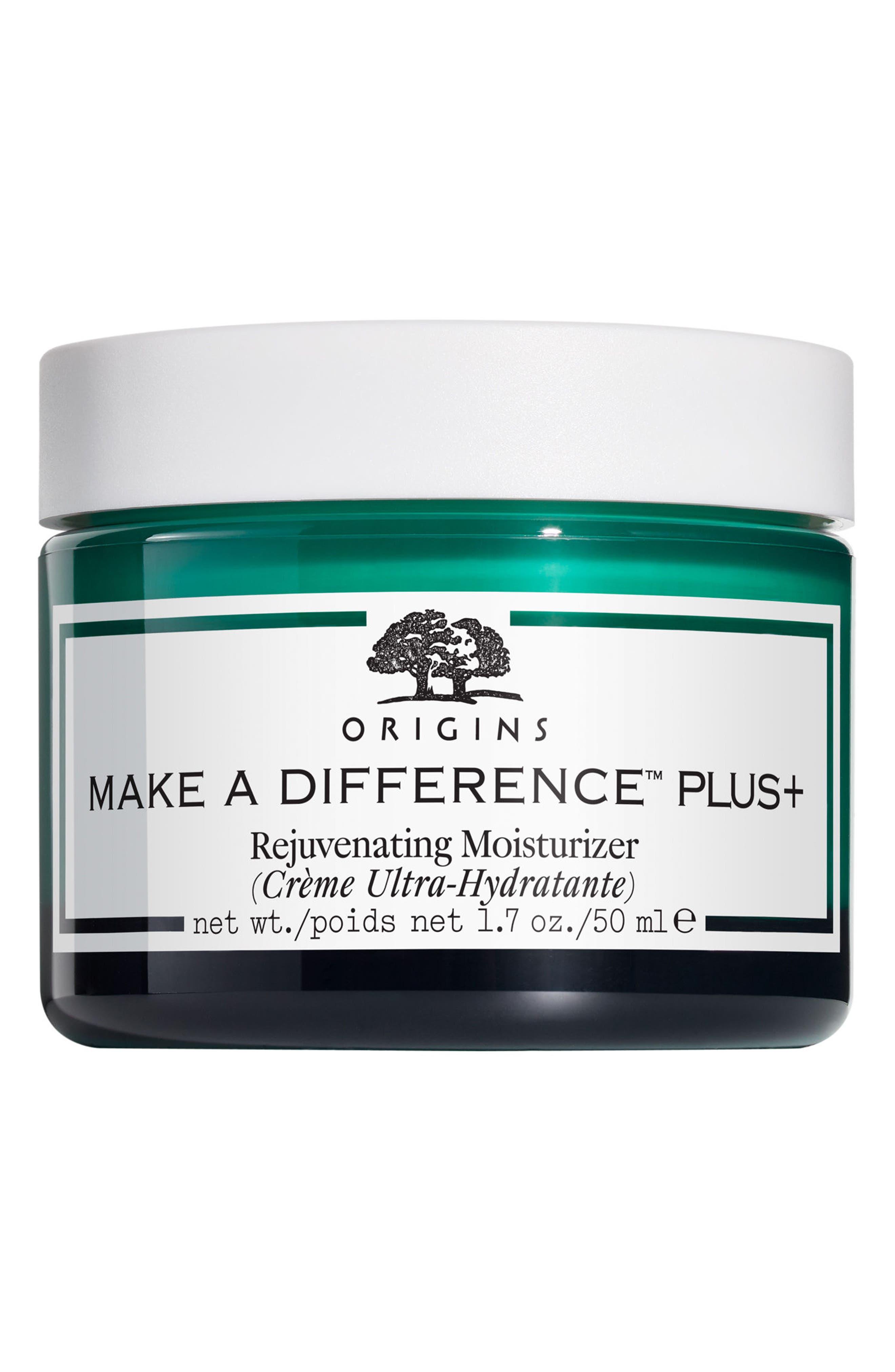 Make A Difference<sup>™</sup> Plus+ Rejuvenating Moisturizer,                         Main,                         color, No Color