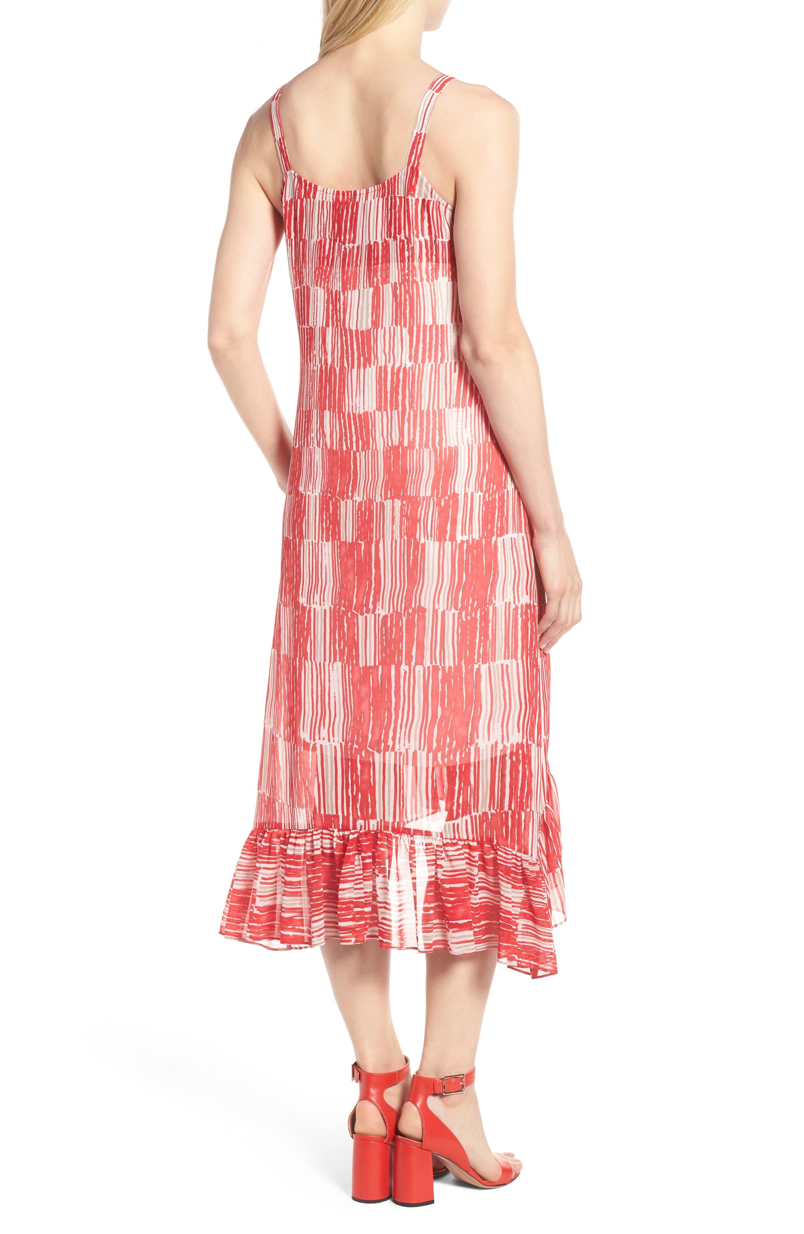 Zambra Dress,                             Alternate thumbnail 2, color,                             Multi