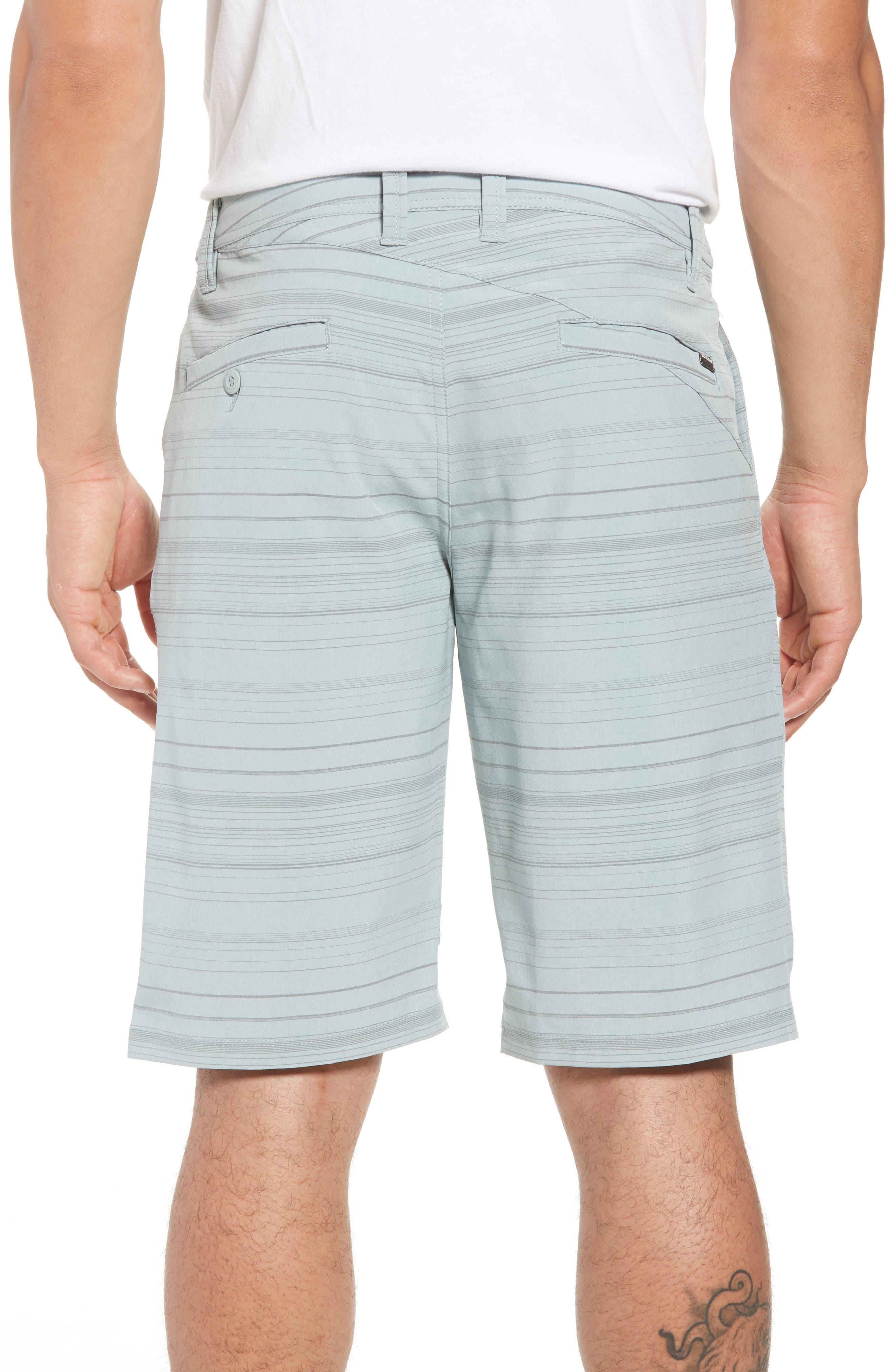 Surf N' Turf Mix Hybrid Shorts,                             Alternate thumbnail 2, color,                             Lead