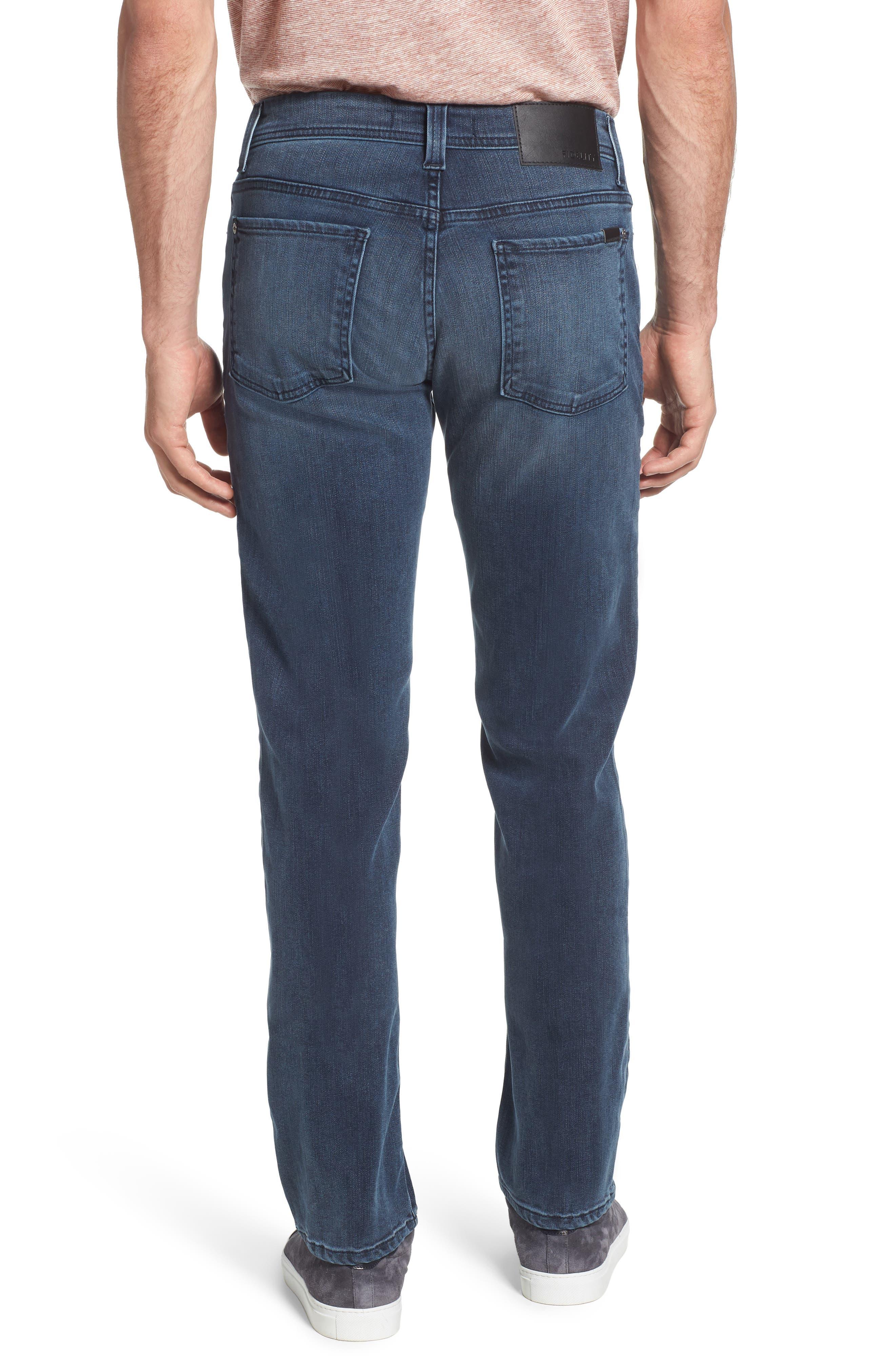 Jimmy Slim Straight Leg Jeans,                             Alternate thumbnail 2, color,                             Lexicon