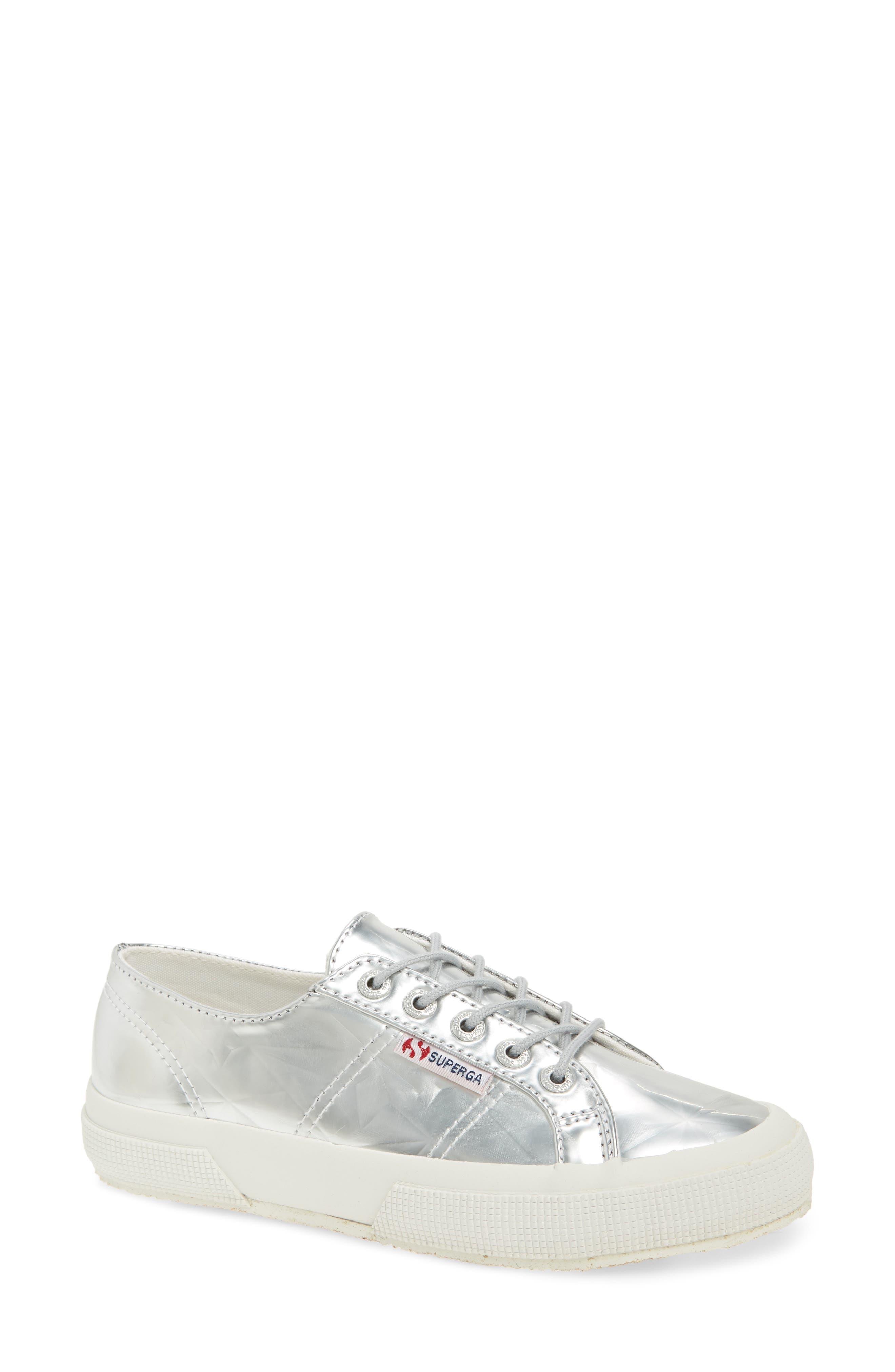 Superga 2750 Synleadiamondmirrorw Sneaker (Women)