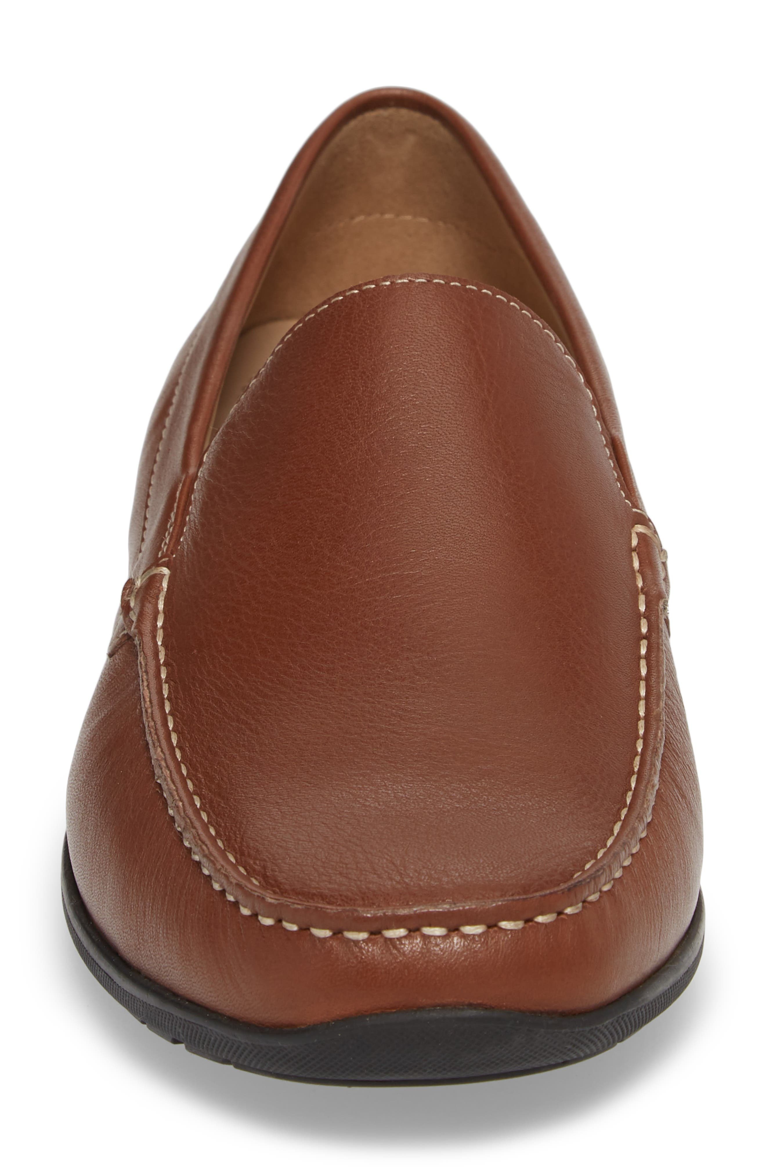 Classic Loafer,                             Alternate thumbnail 4, color,                             Lion