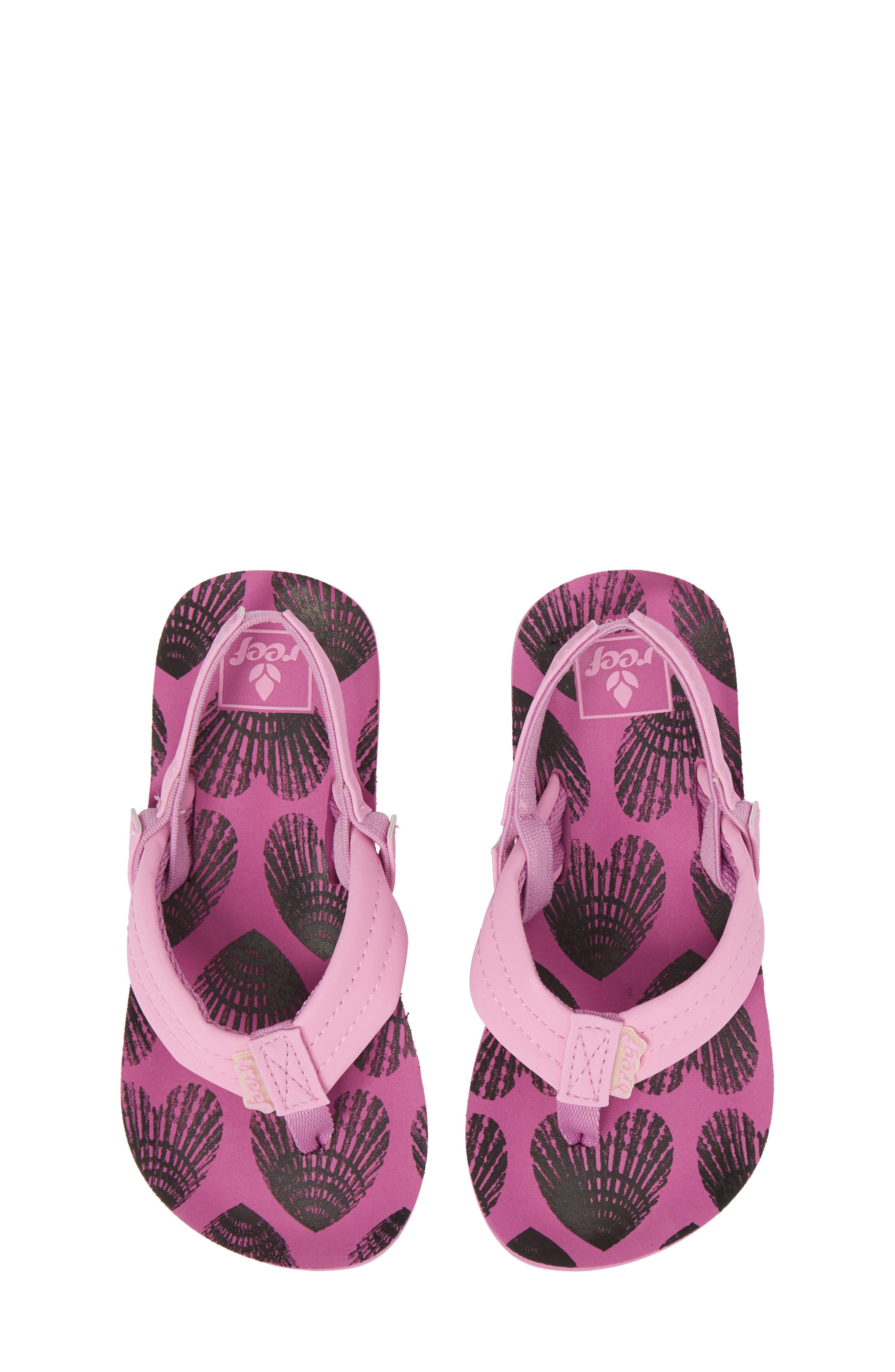 Reef 'Little Ahi' Sandal (Toddler, Little Kid & Big Kid)