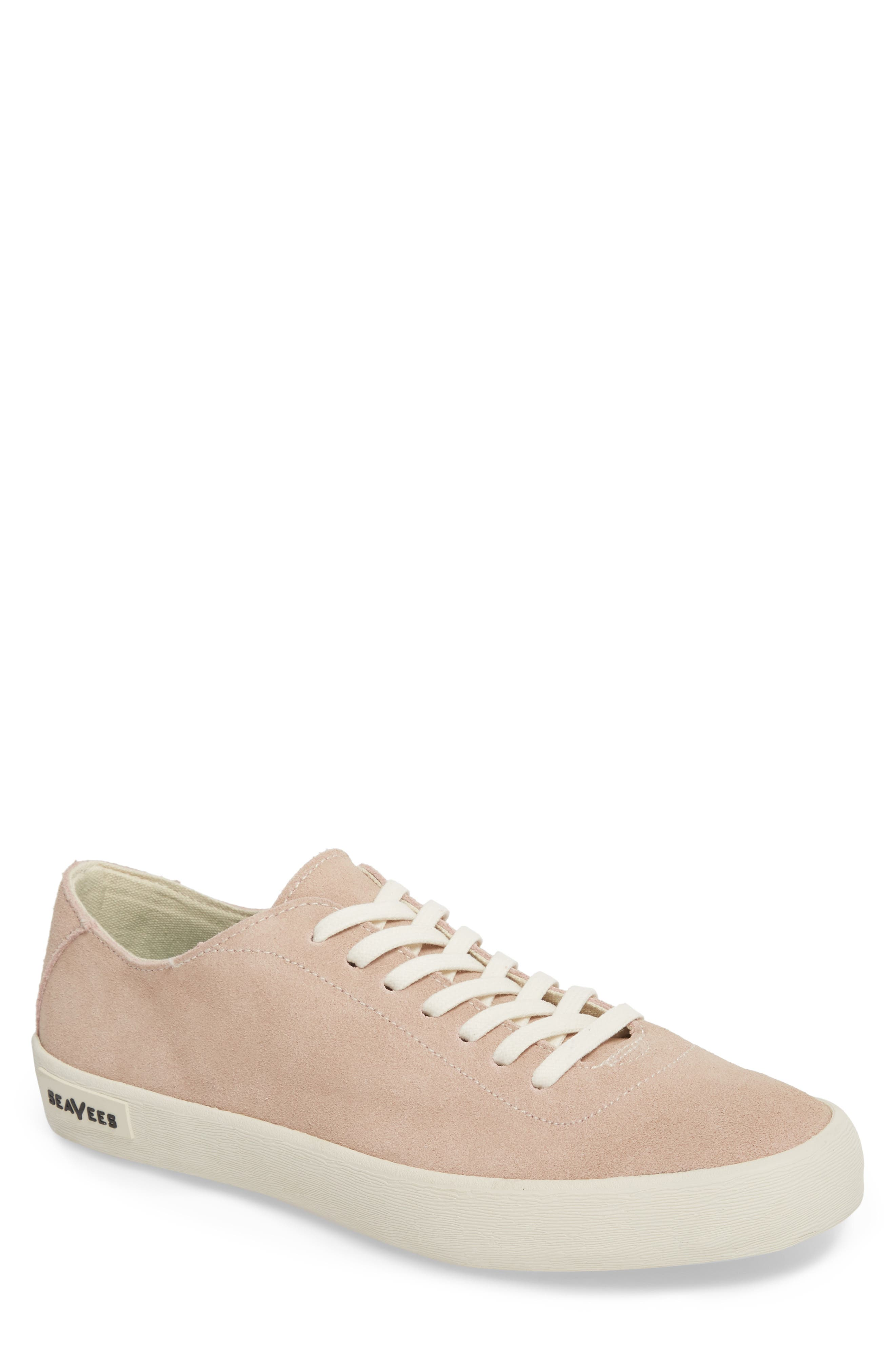 Racquet Club Sneaker,                             Main thumbnail 1, color,                             Rose Pink