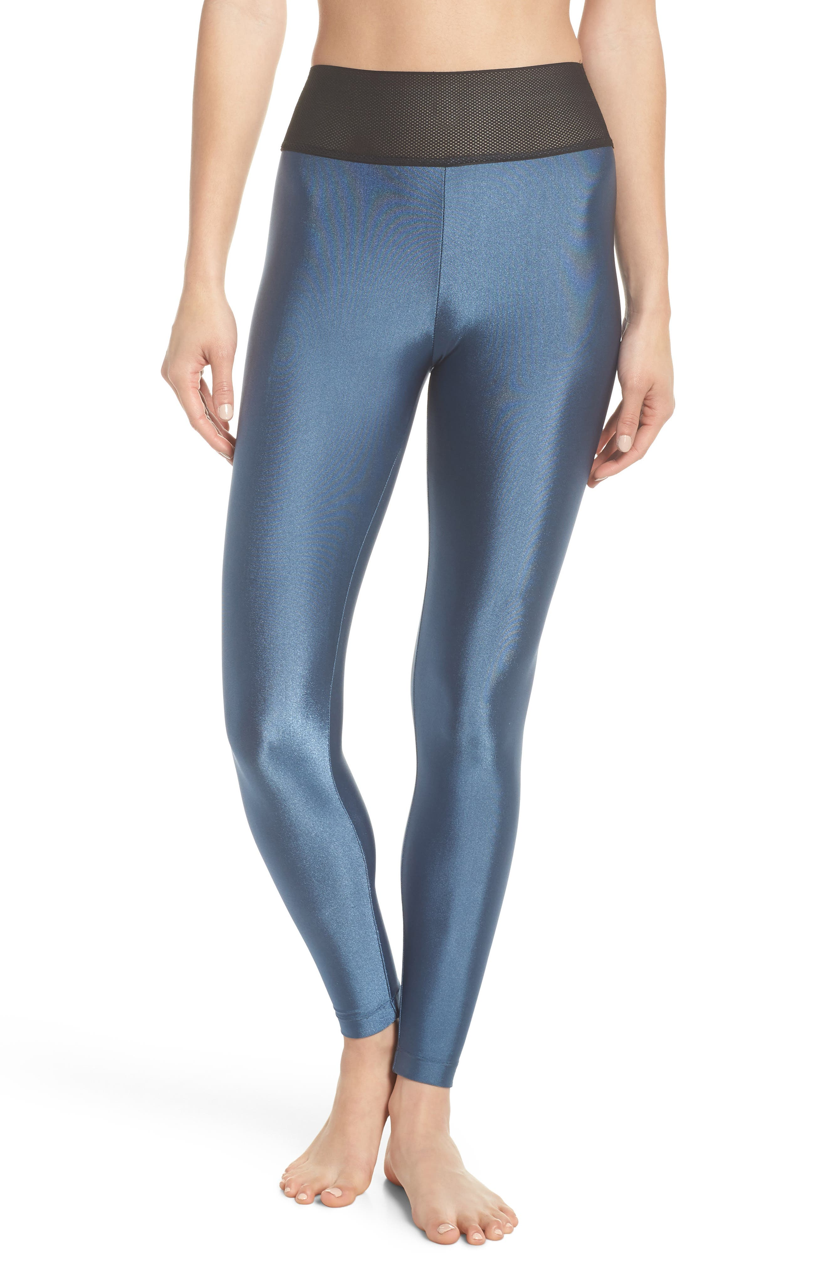 Sonar High Waist Leggings by Koral
