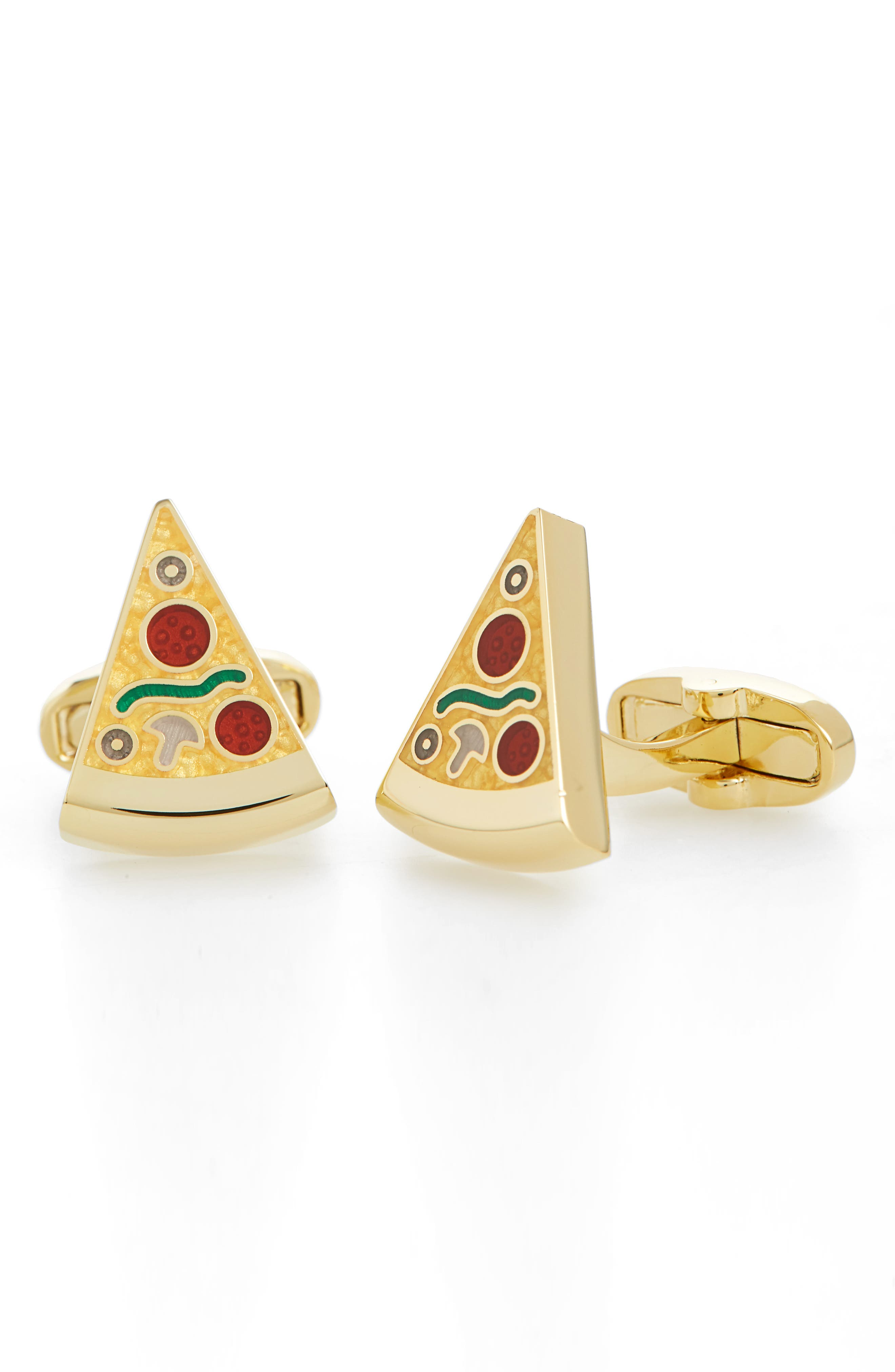 Paul Smith Pizza Cuff Links